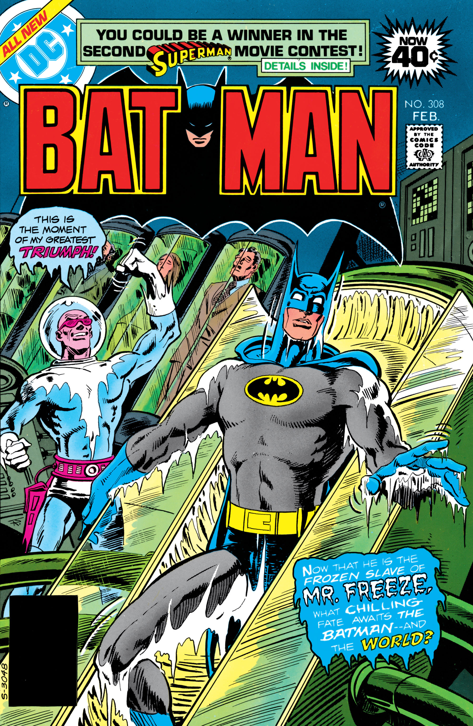 Batman (1940) 308 Page 1