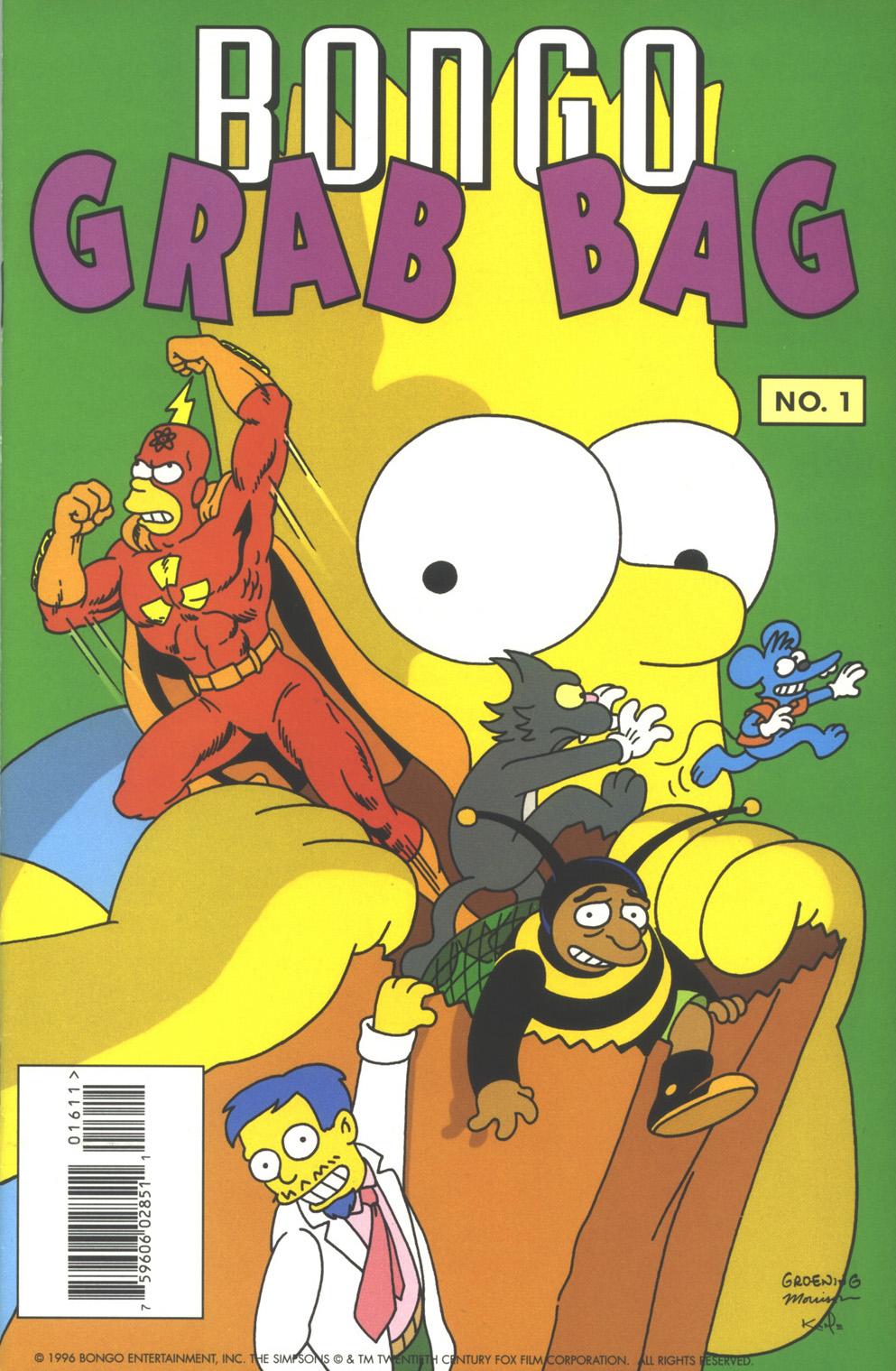 Read online Simpsons Comics comic -  Issue #16 - 30