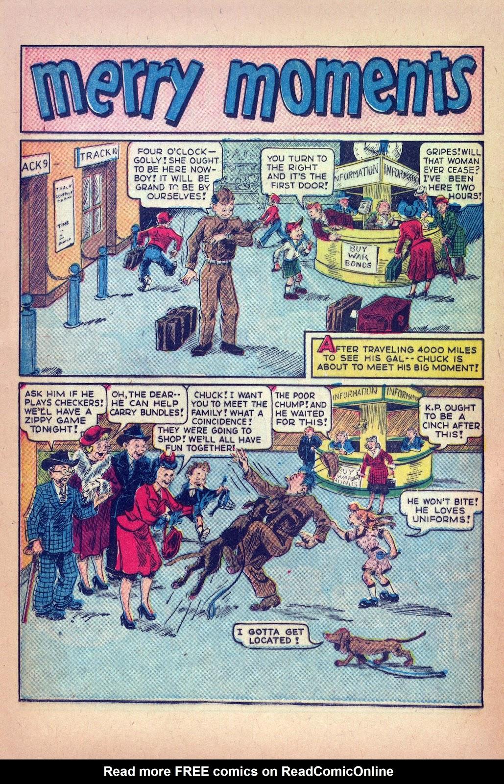 Read online Joker Comics comic -  Issue #18 - 24
