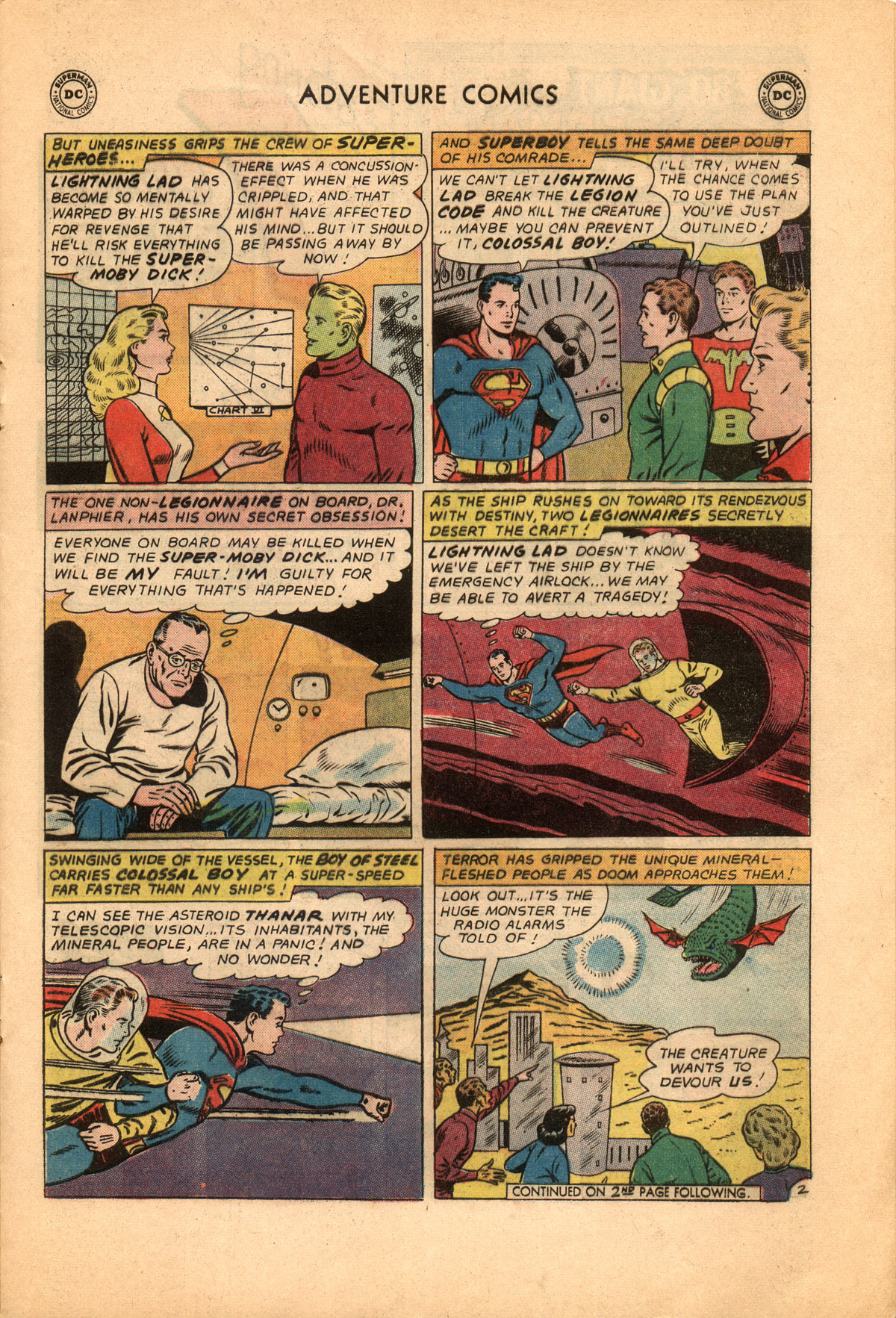 Read online Adventure Comics (1938) comic -  Issue #332 - 13