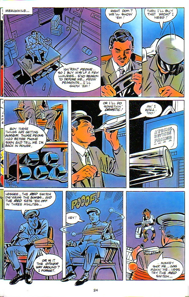 Racer X (1988) issue 1 - Page 18