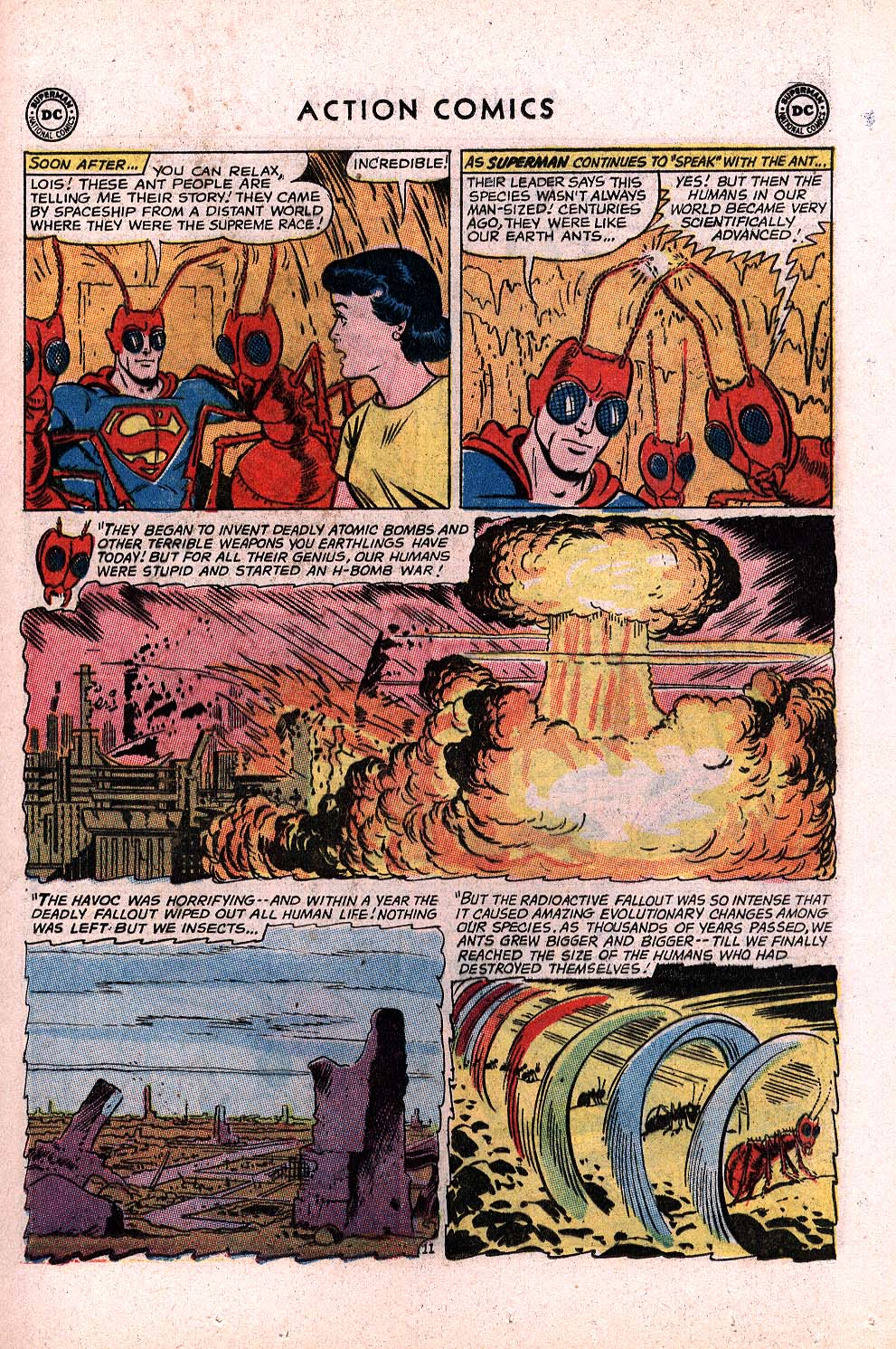 Read online Action Comics (1938) comic -  Issue #296 - 13
