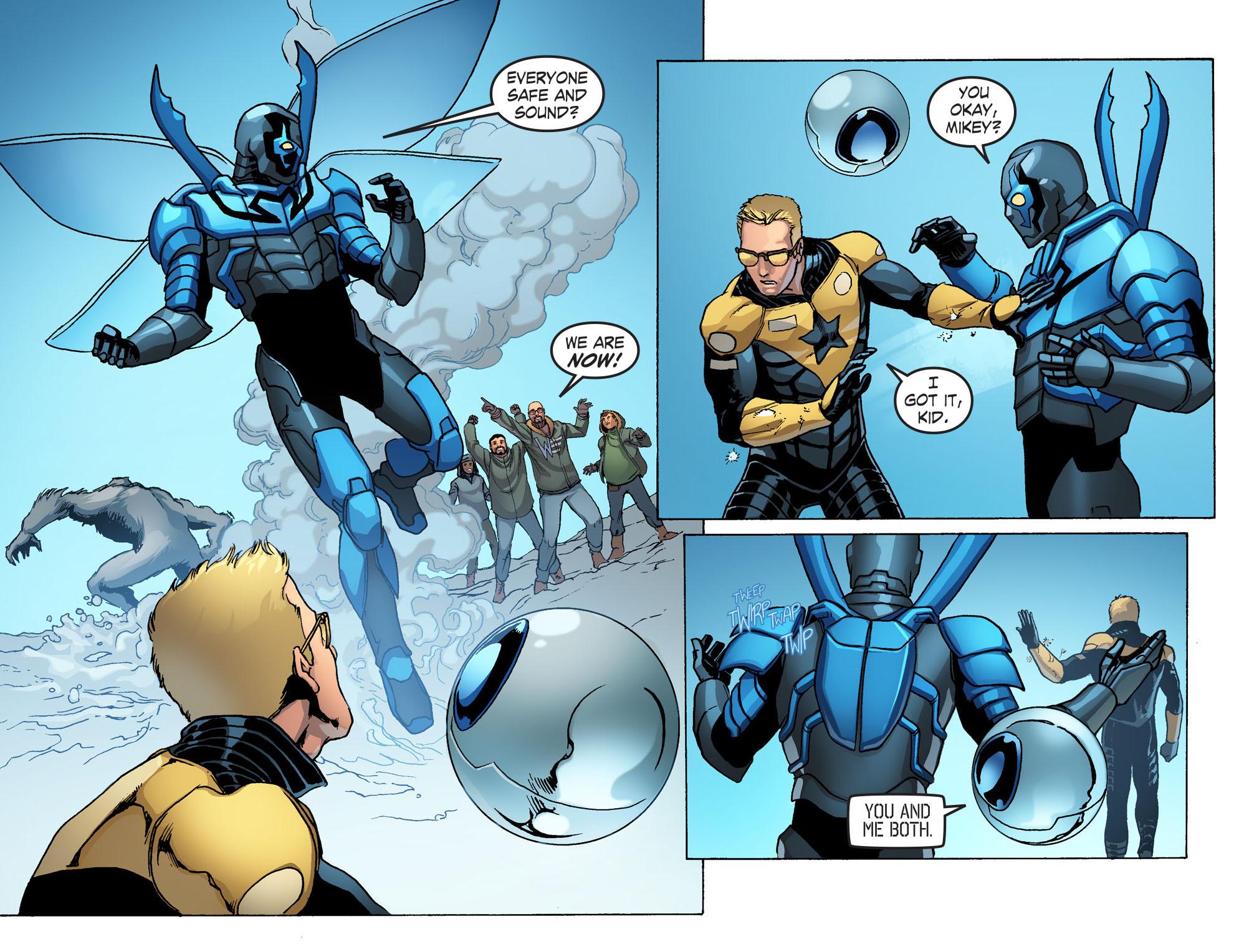 Read online Smallville: Season 11 comic -  Issue #42 - 9