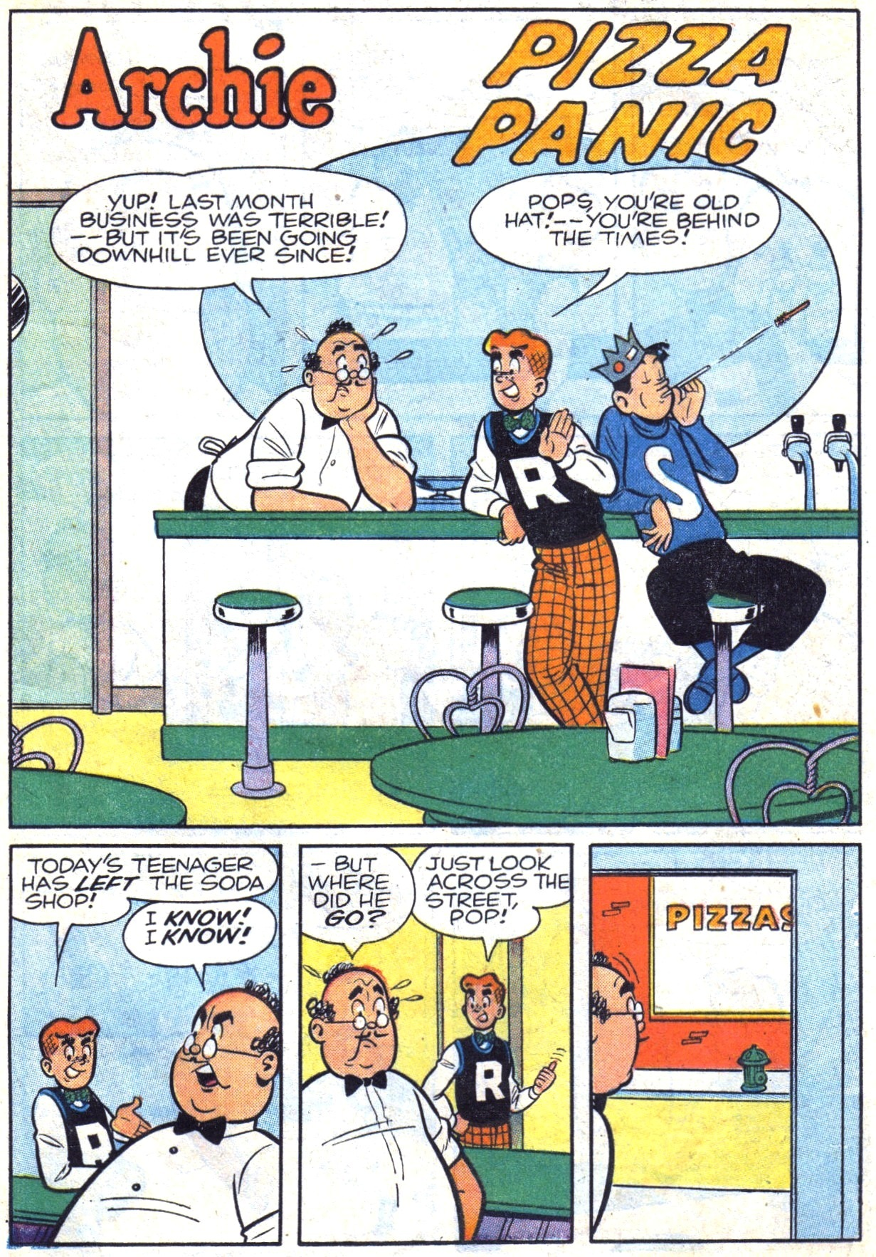 Read online Archie (1960) comic -  Issue #117 - 13