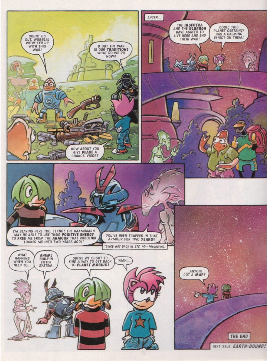 Read online Sonic the Comic comic -  Issue #113 - 27