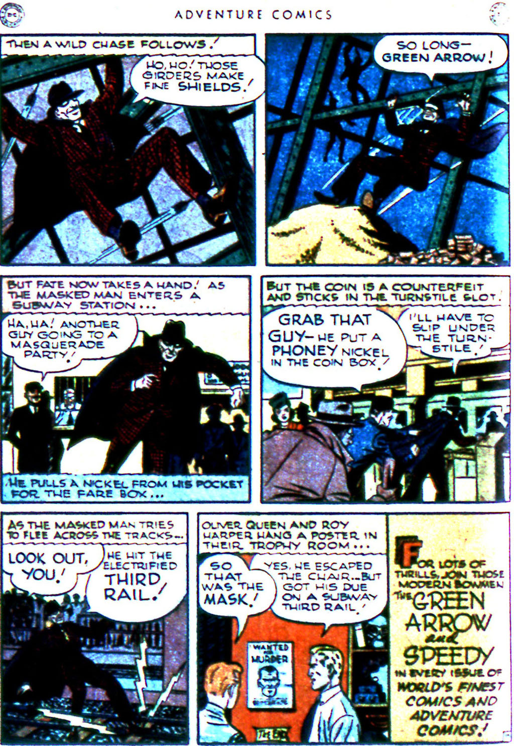 Read online Adventure Comics (1938) comic -  Issue #123 - 24