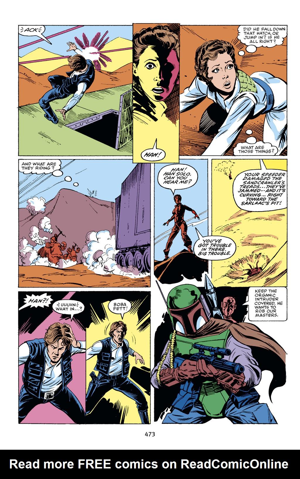 Read online Star Wars Omnibus comic -  Issue # Vol. 18.5 - 190