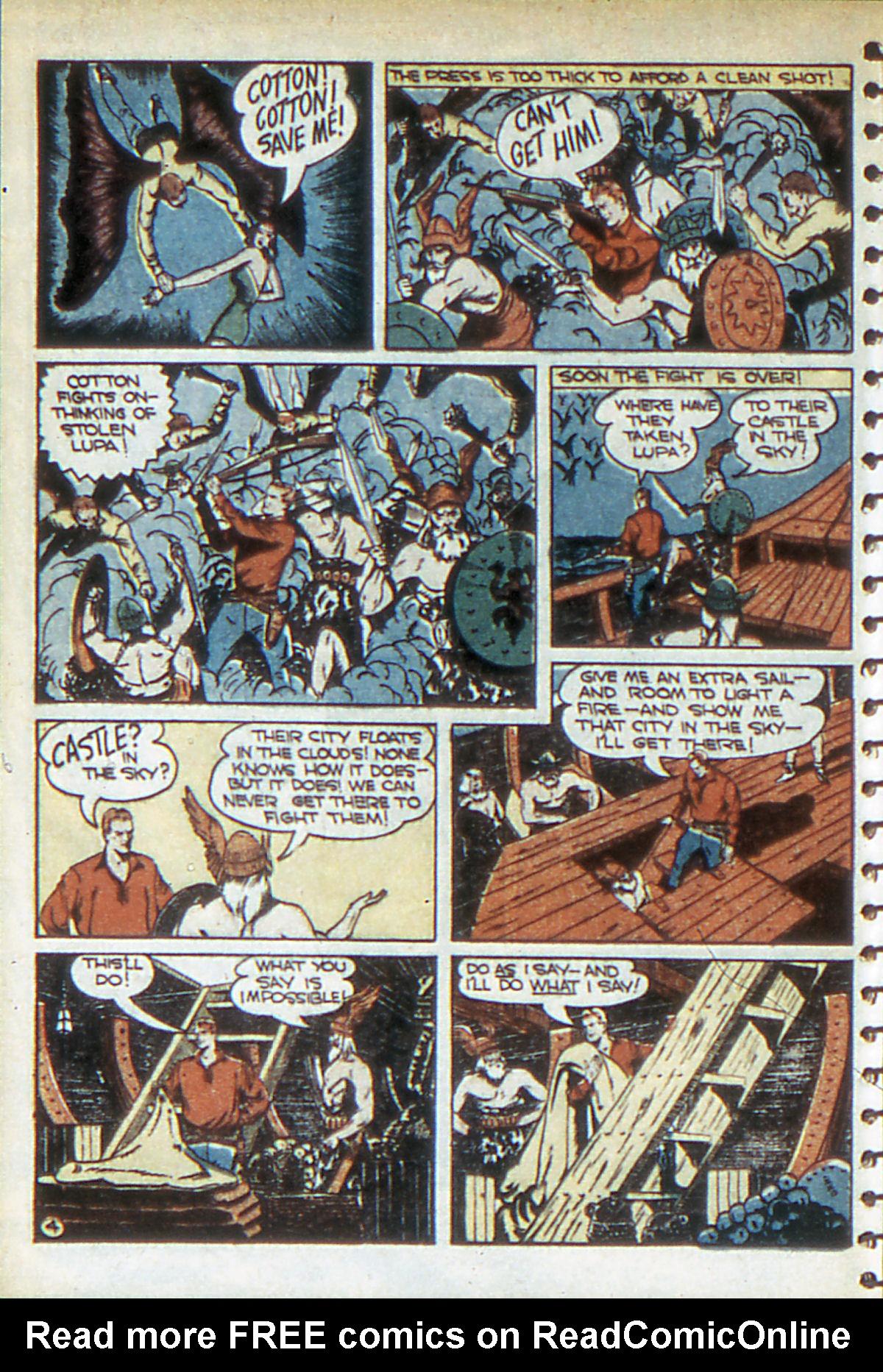 Read online Adventure Comics (1938) comic -  Issue #52 - 44