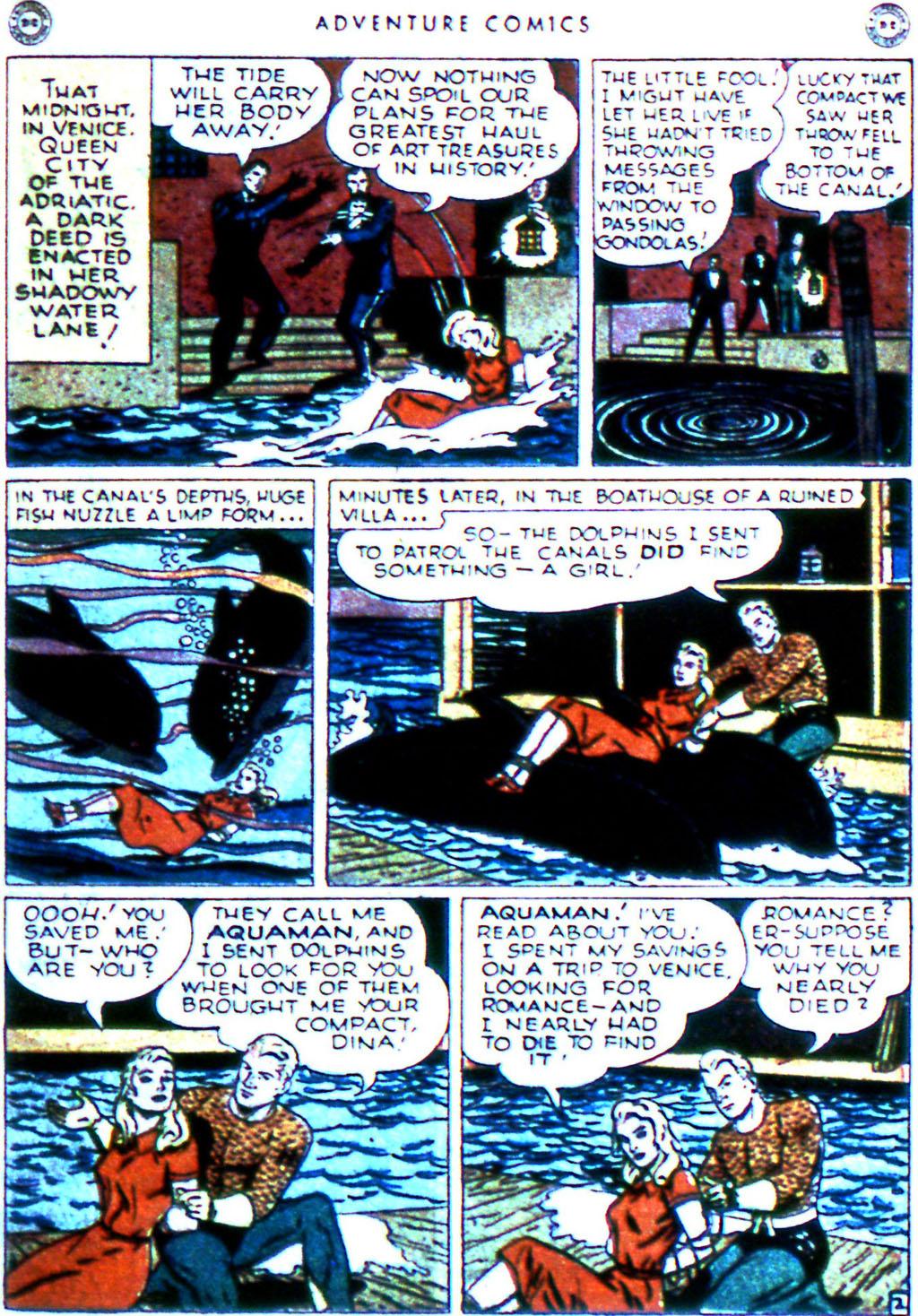 Read online Adventure Comics (1938) comic -  Issue #123 - 29