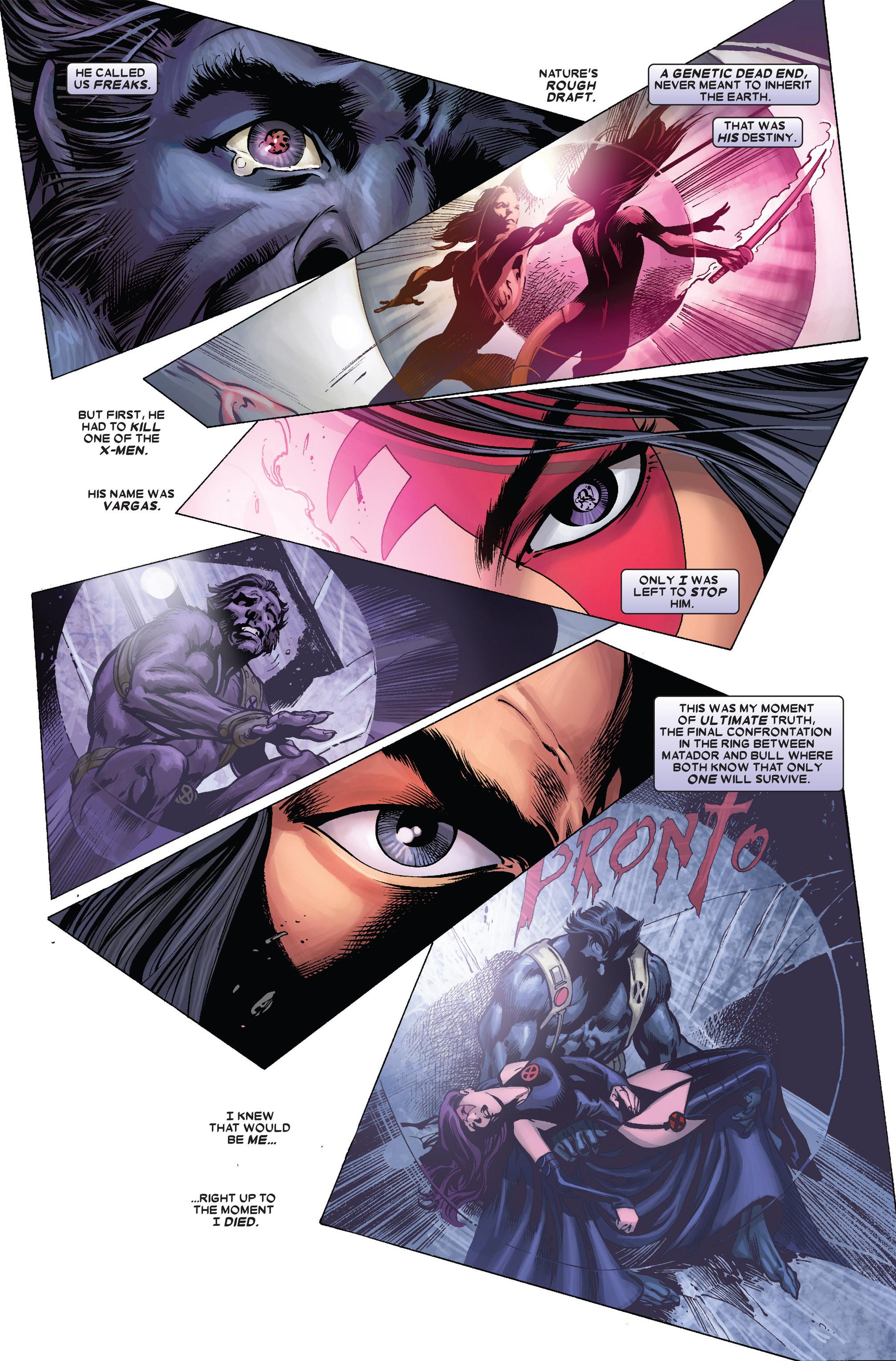 Read online Uncanny X-Men (1963) comic -  Issue #455 - 2