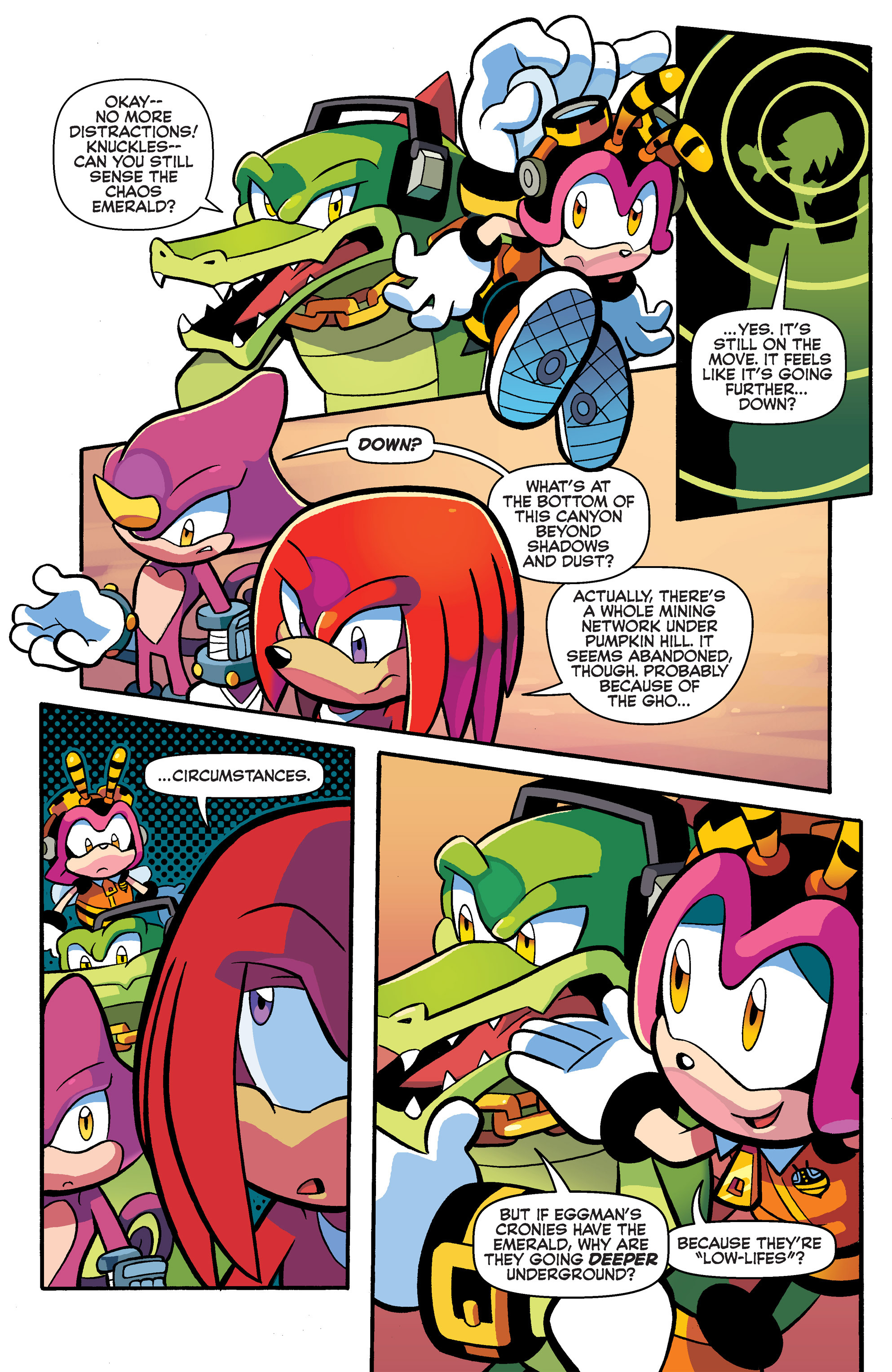 Read online Sonic Universe comic -  Issue #63 - 20