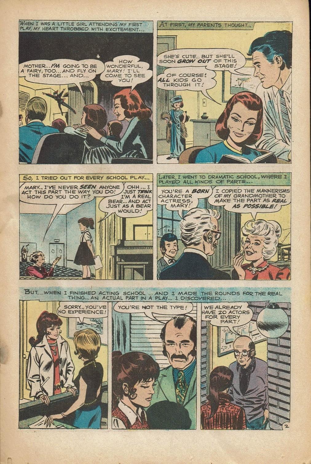 Read online Secret Hearts comic -  Issue #152 - 15