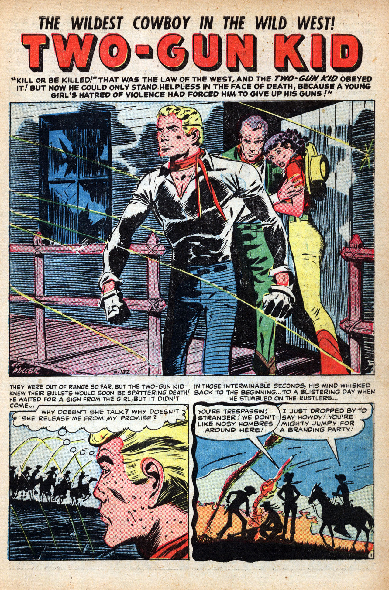 Read online Two-Gun Kid comic -  Issue #18 - 27