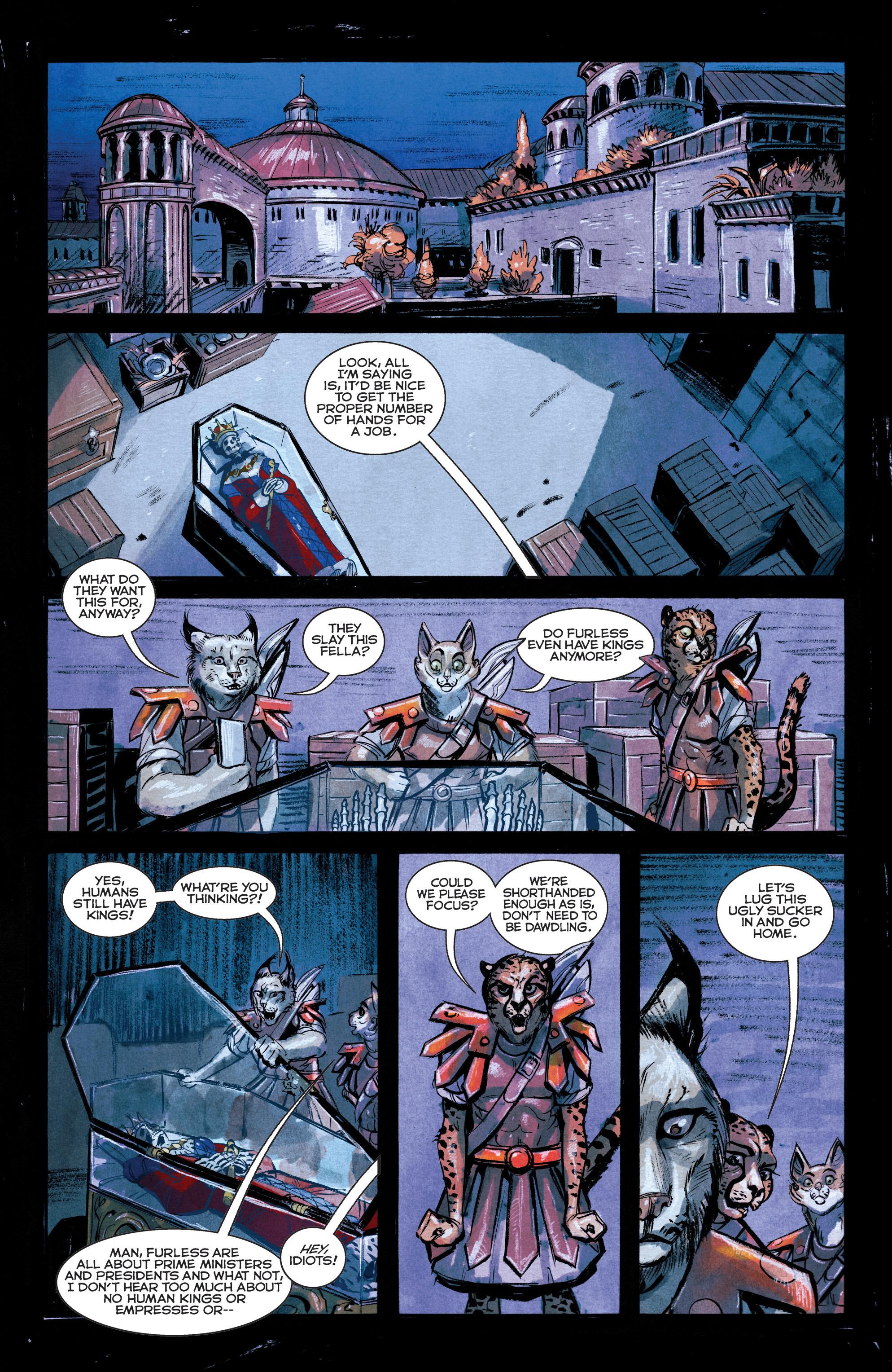 Read online Shutter comic -  Issue #16 - 9