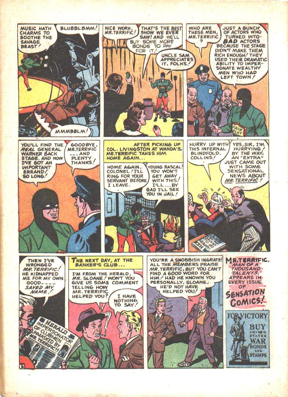 Read online Sensation (Mystery) Comics comic -  Issue #20 - 48