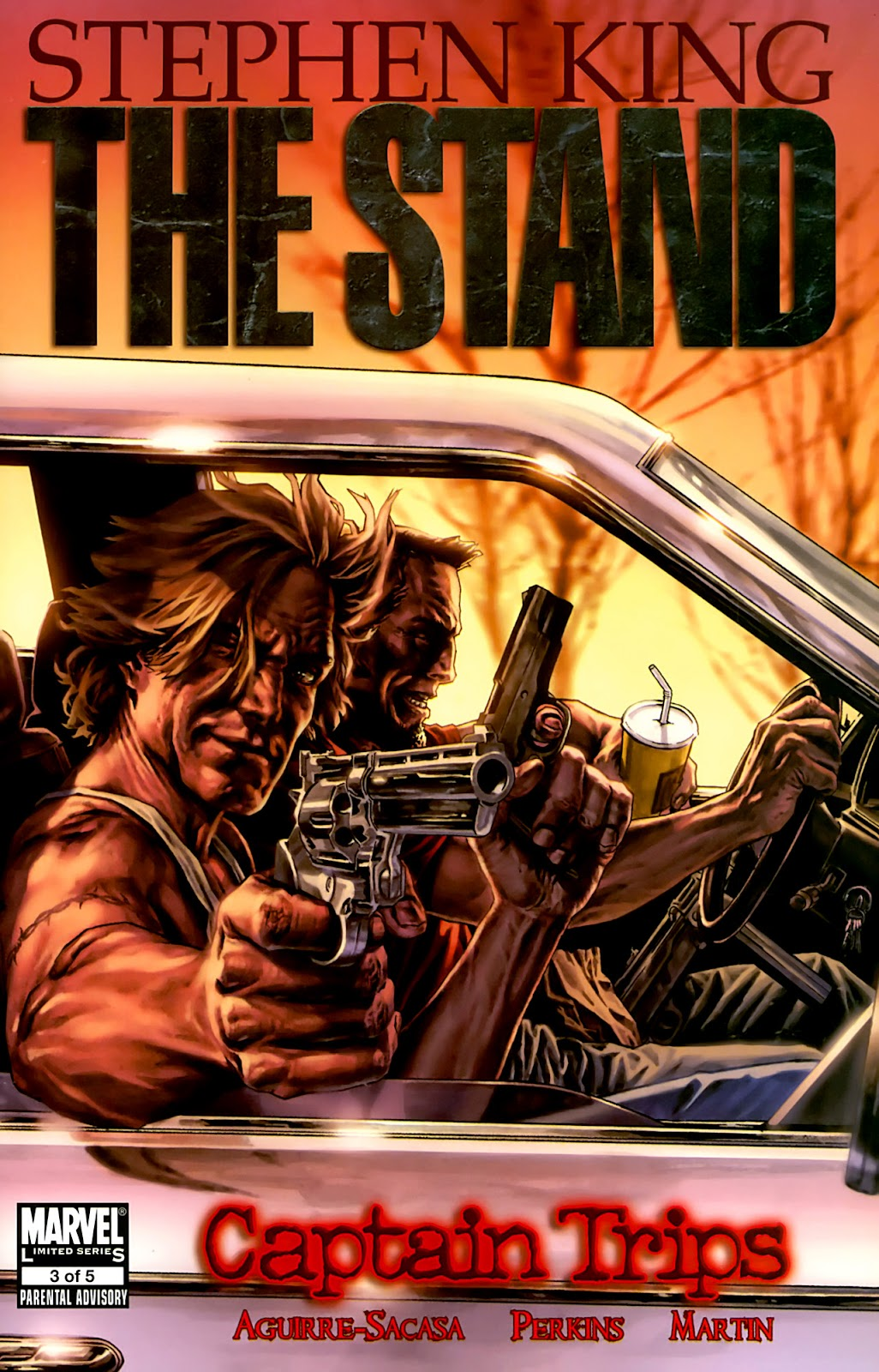 The Stand: Captain Trips issue 3 - Page 1