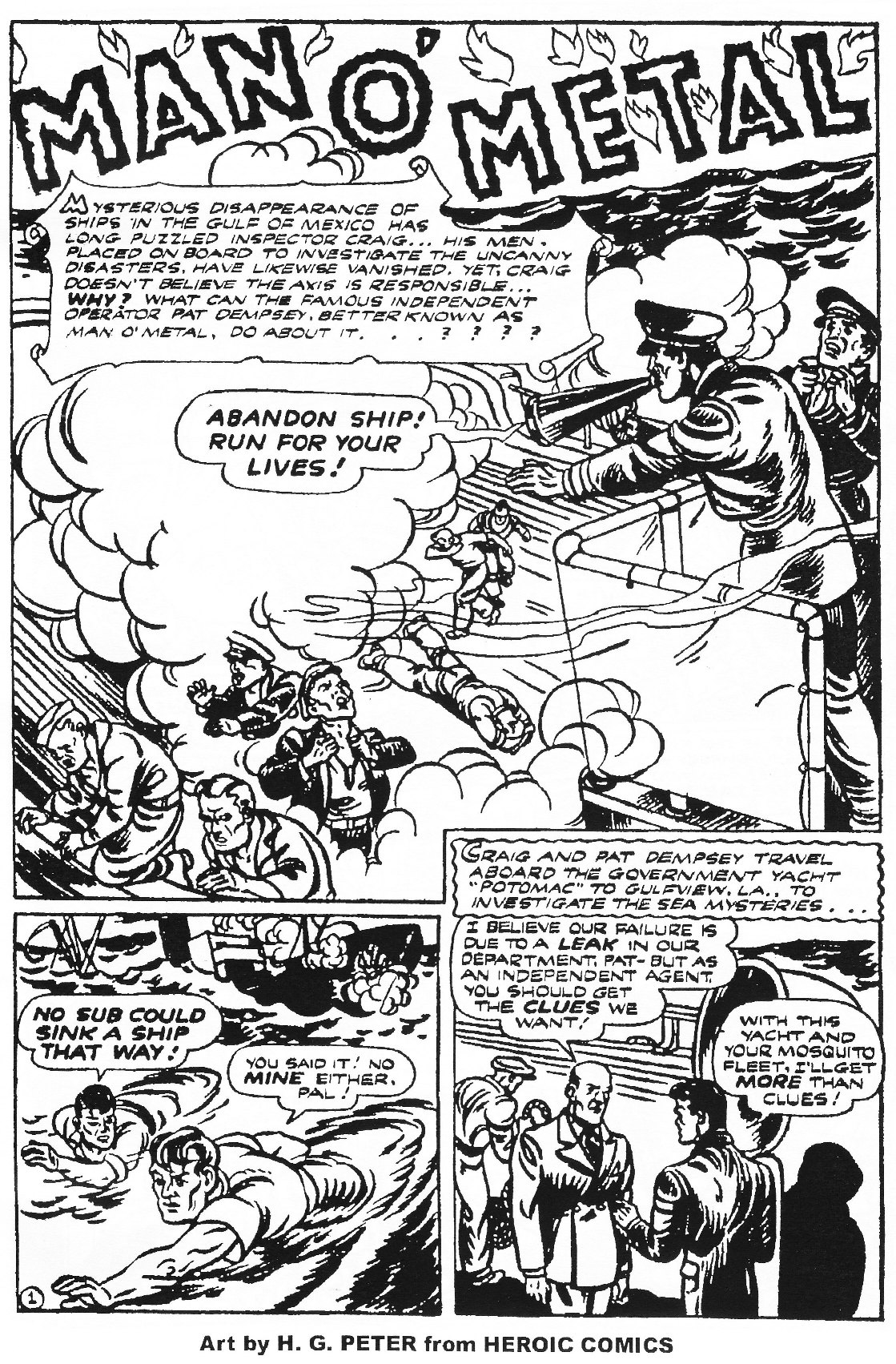 Read online Men of Mystery Comics comic -  Issue #77 - 41