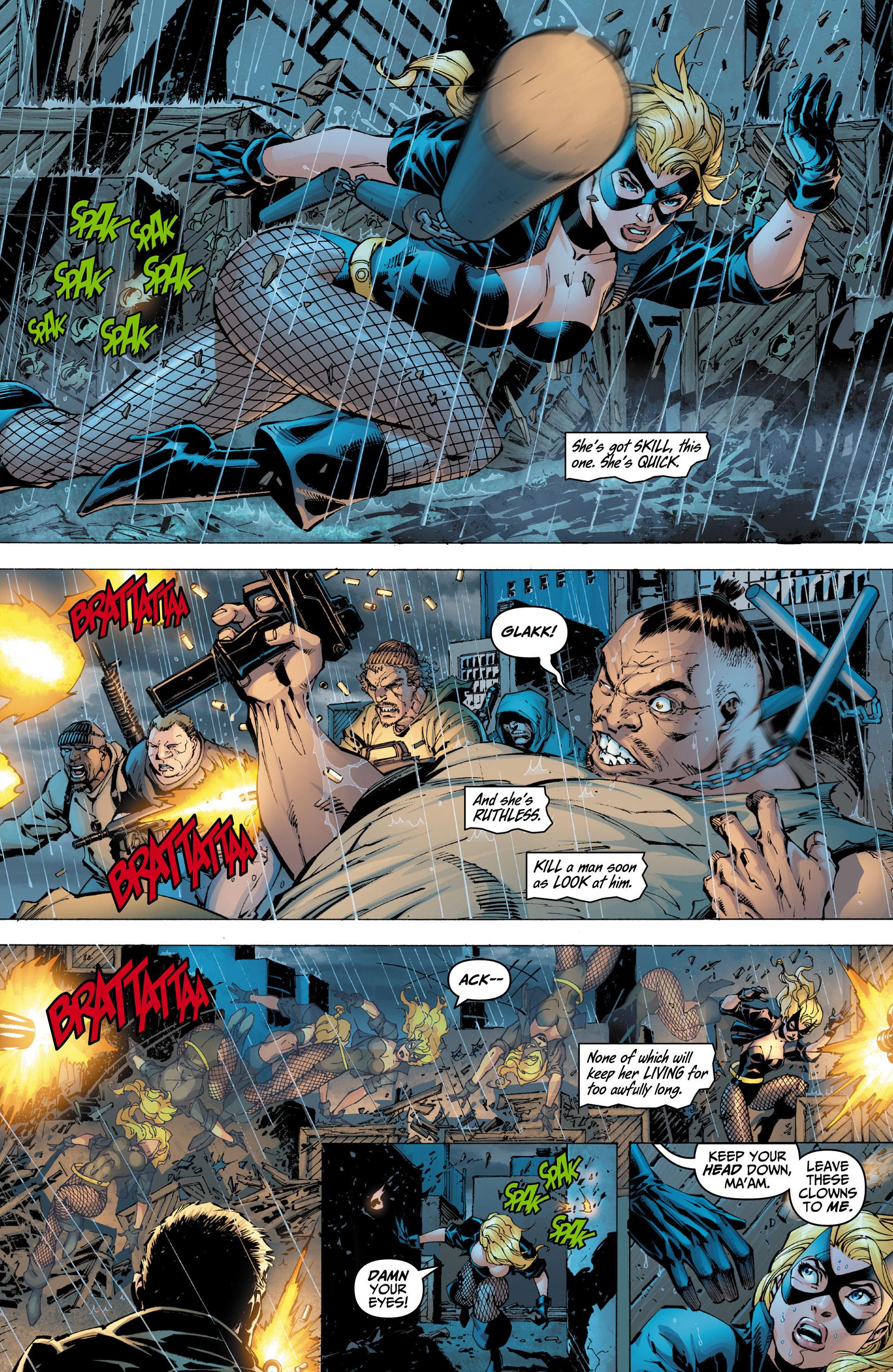 Read online All Star Batman & Robin, The Boy Wonder comic -  Issue #6 - 20