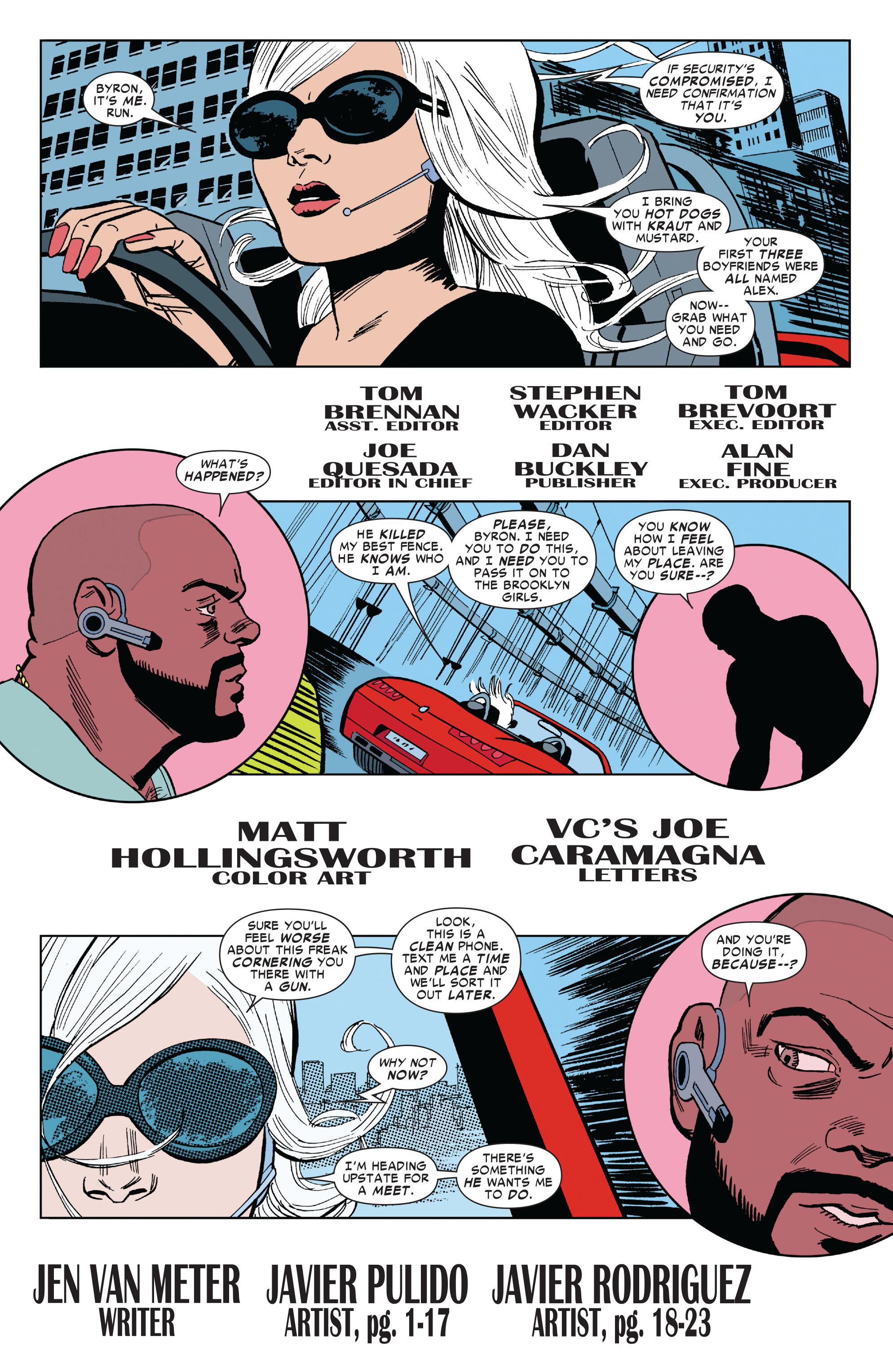 Read online Amazing Spider-Man Presents: Black Cat comic -  Issue #2 - 3