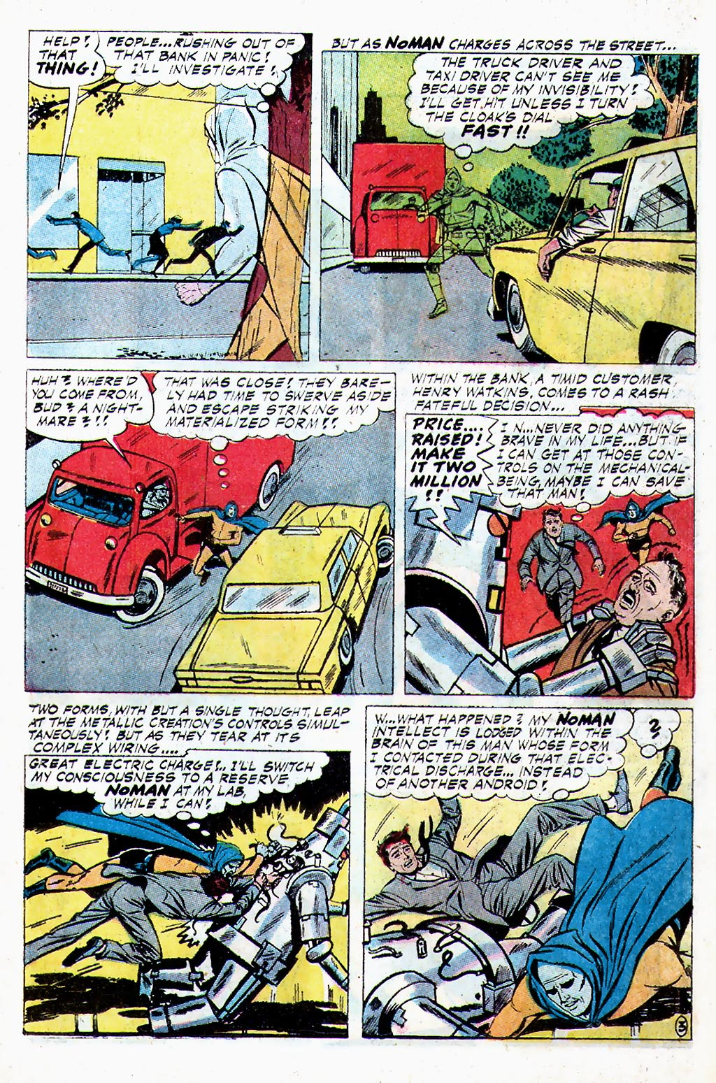 T.H.U.N.D.E.R. Agents (1965) issue 13 - Page 14
