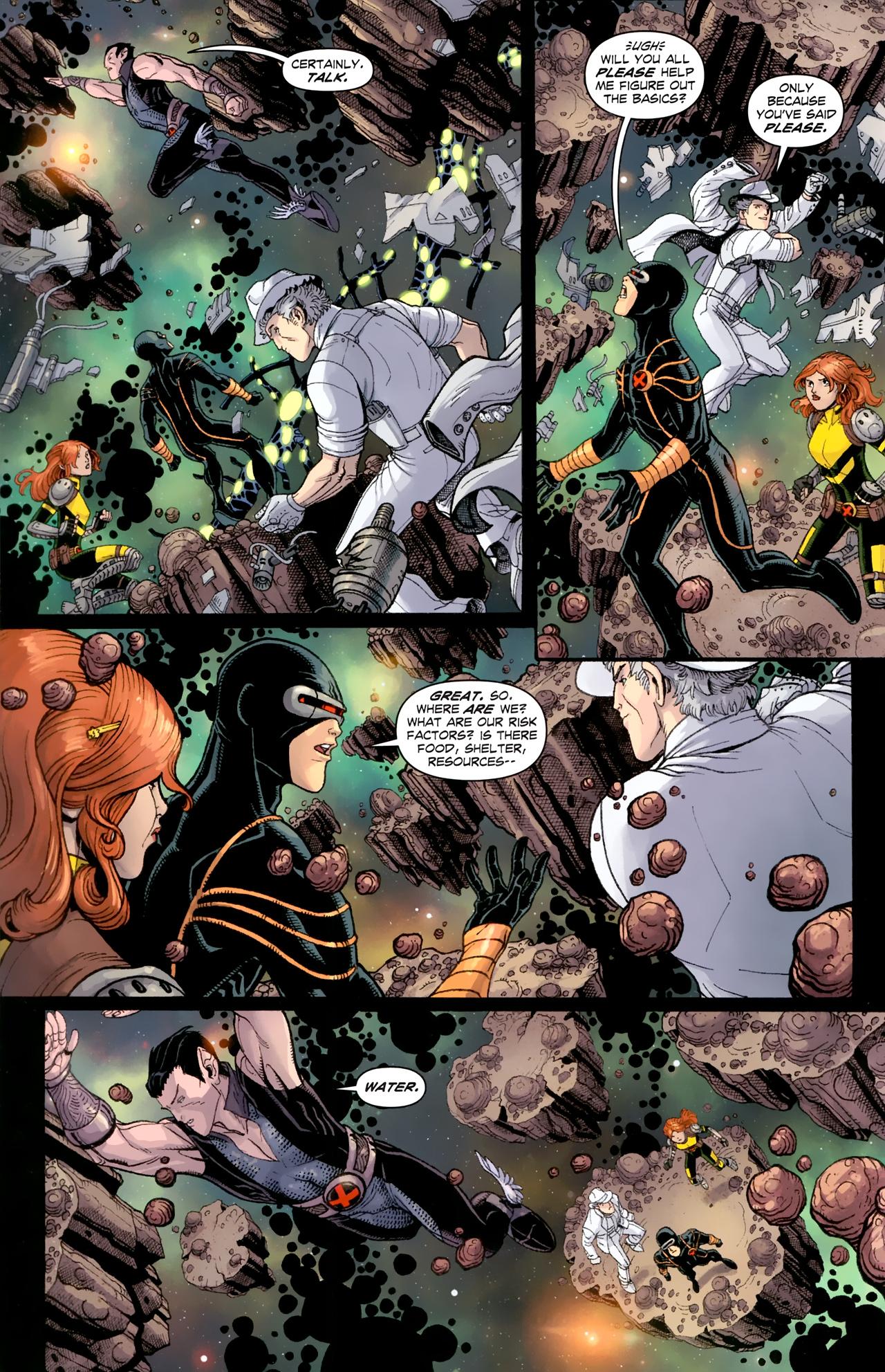 Read online Uncanny X-Men (1963) comic -  Issue # _Annual 3 (2011) - 12