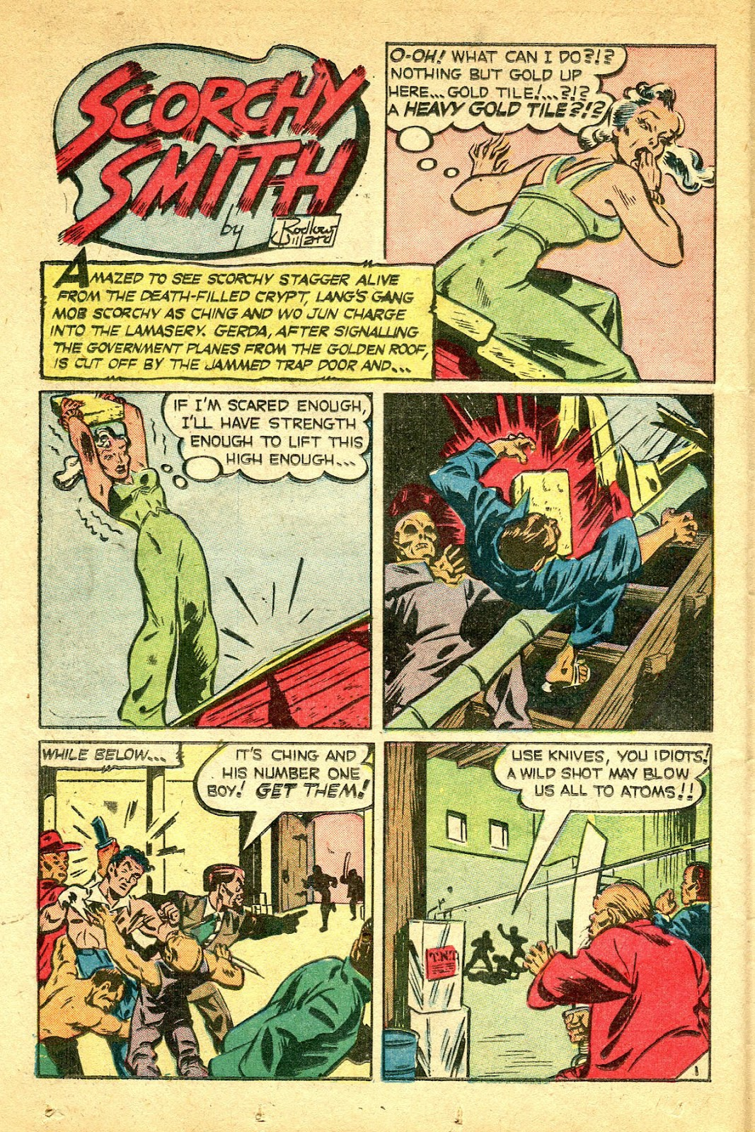 Read online Famous Funnies comic -  Issue #182 - 38