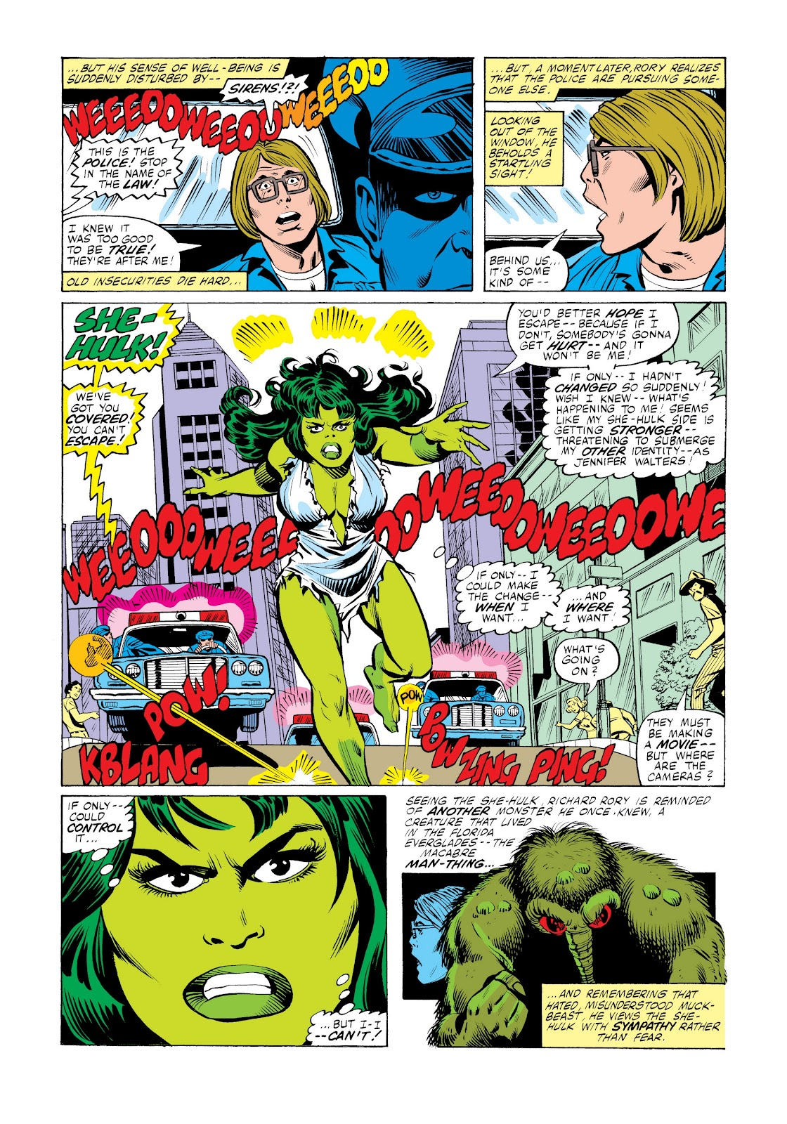 Marvel Masterworks: The Savage She-Hulk issue TPB_1_(Part_2) - Page 22