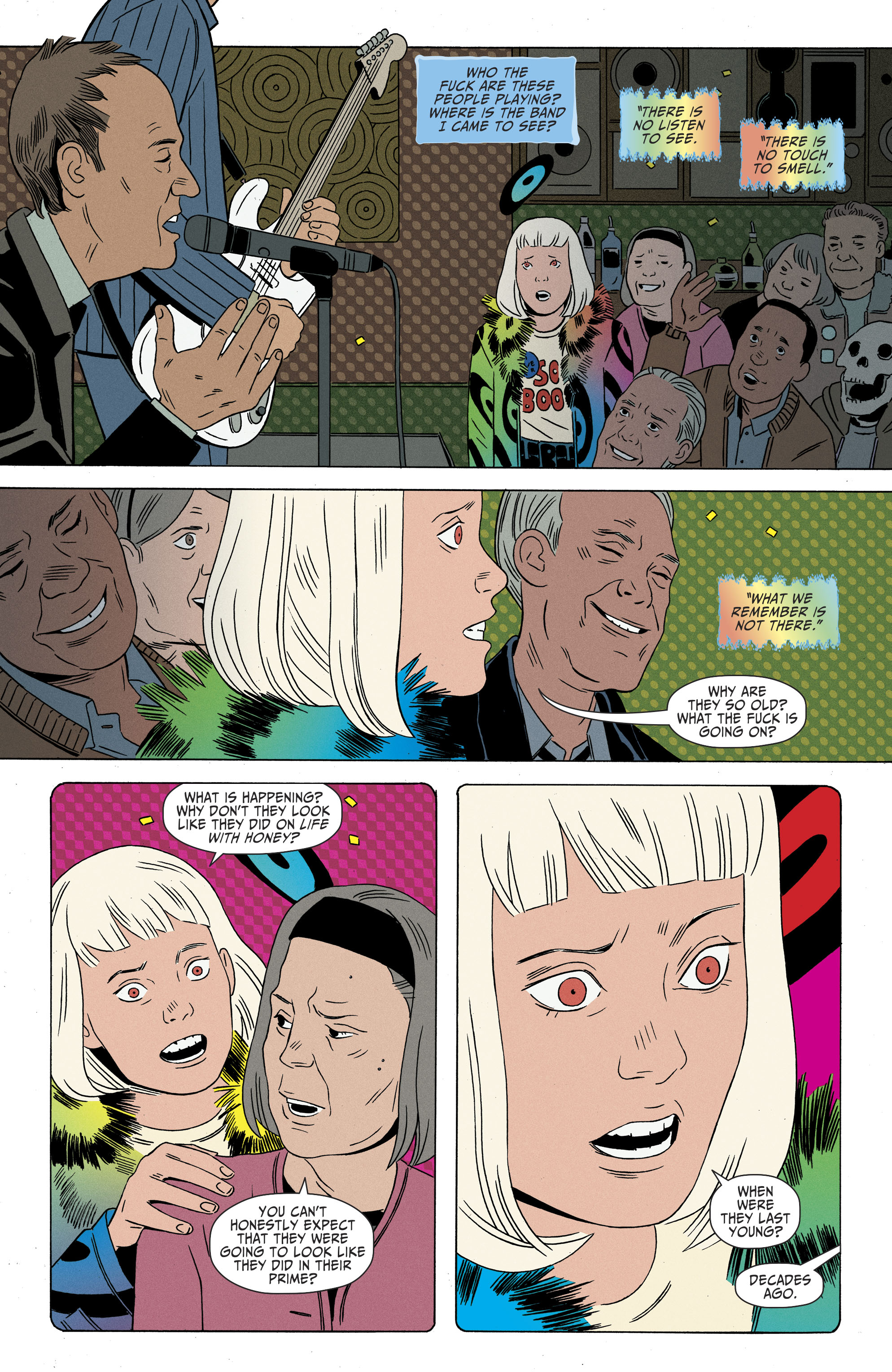 Read online Shade, the Changing Girl comic -  Issue #9 - 7