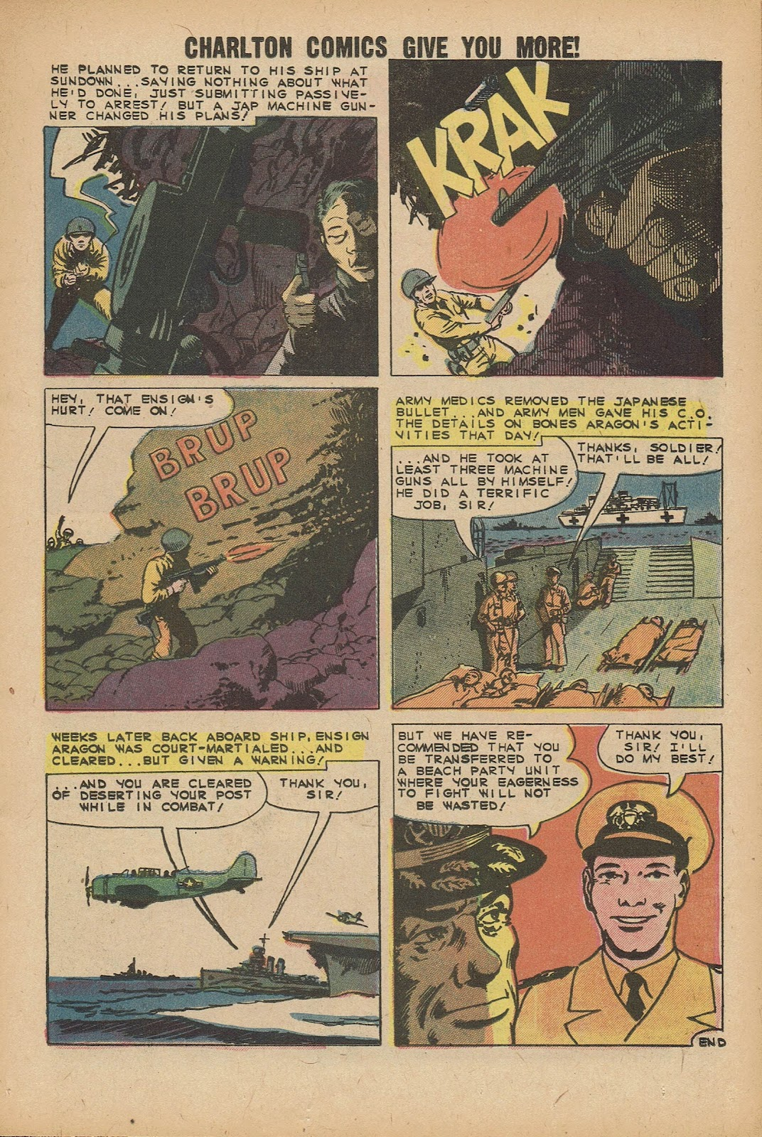 Read online Fightin' Navy comic -  Issue #92 - 11