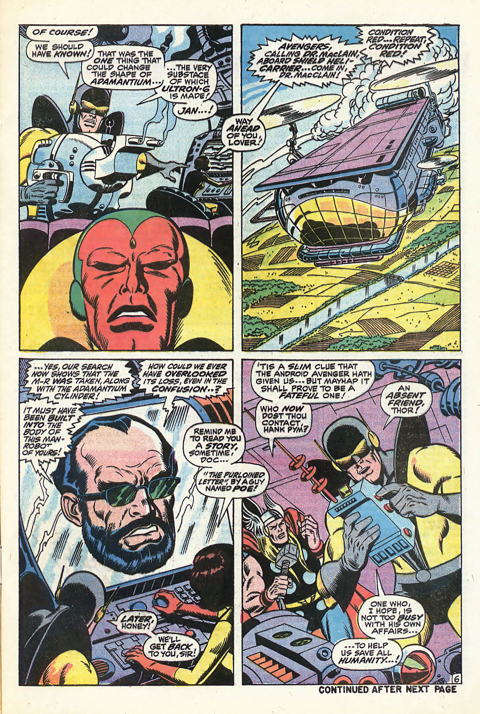 The Avengers (1963) 68 Page 6