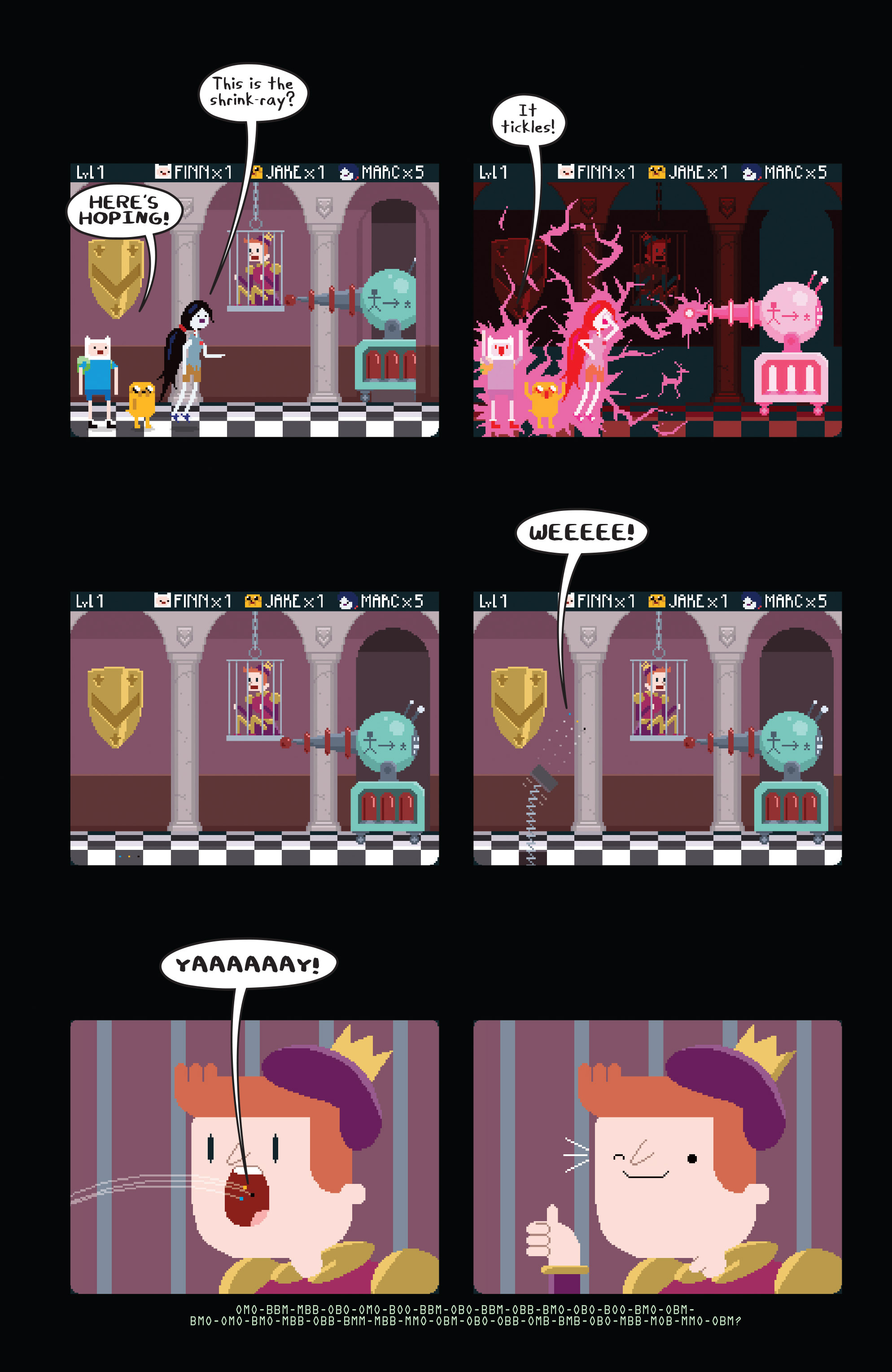 Read online Adventure Time comic -  Issue #Adventure Time _TPB 3 - 22