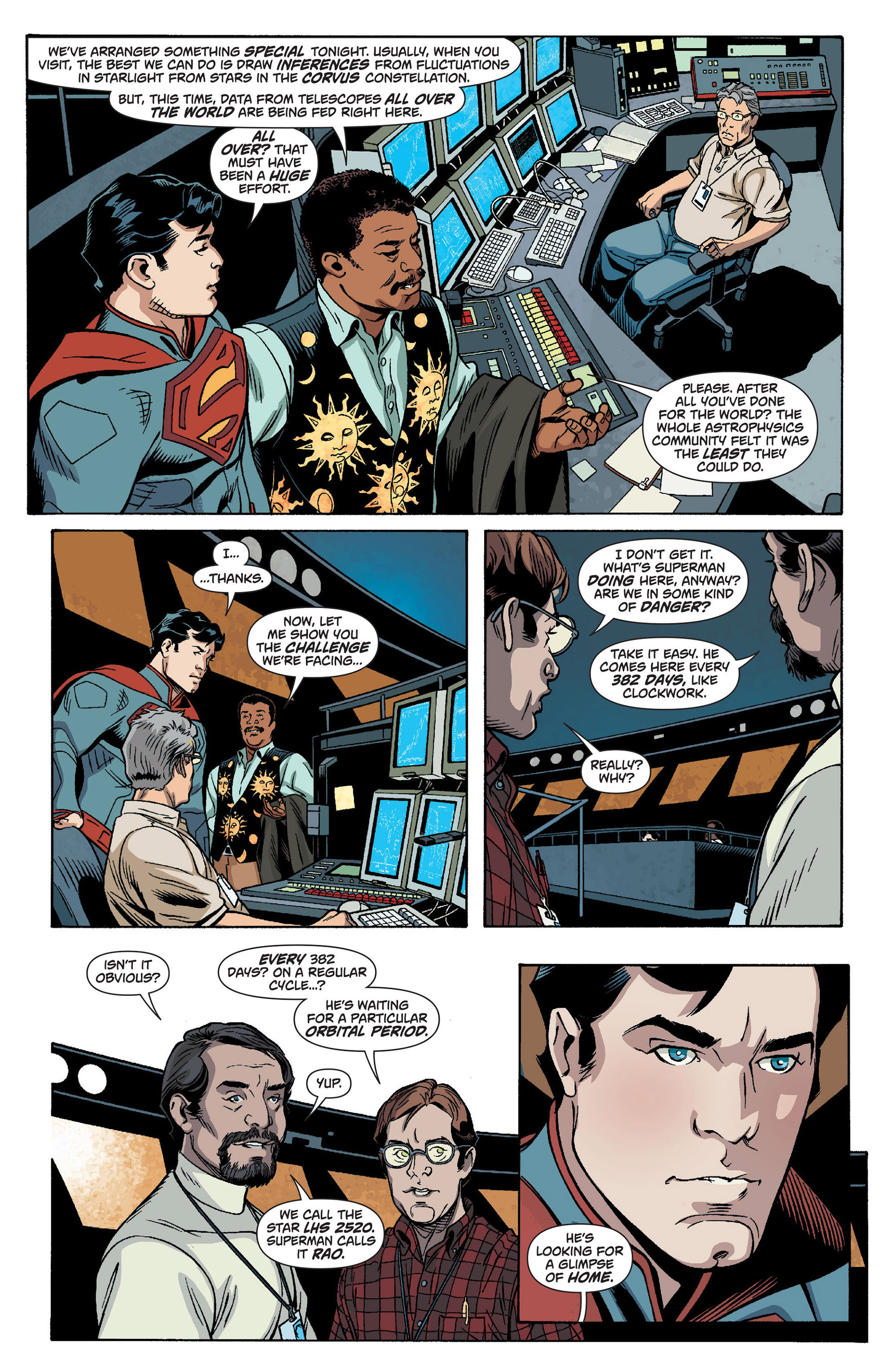 Read online Action Comics (2011) comic -  Issue #14 - 28