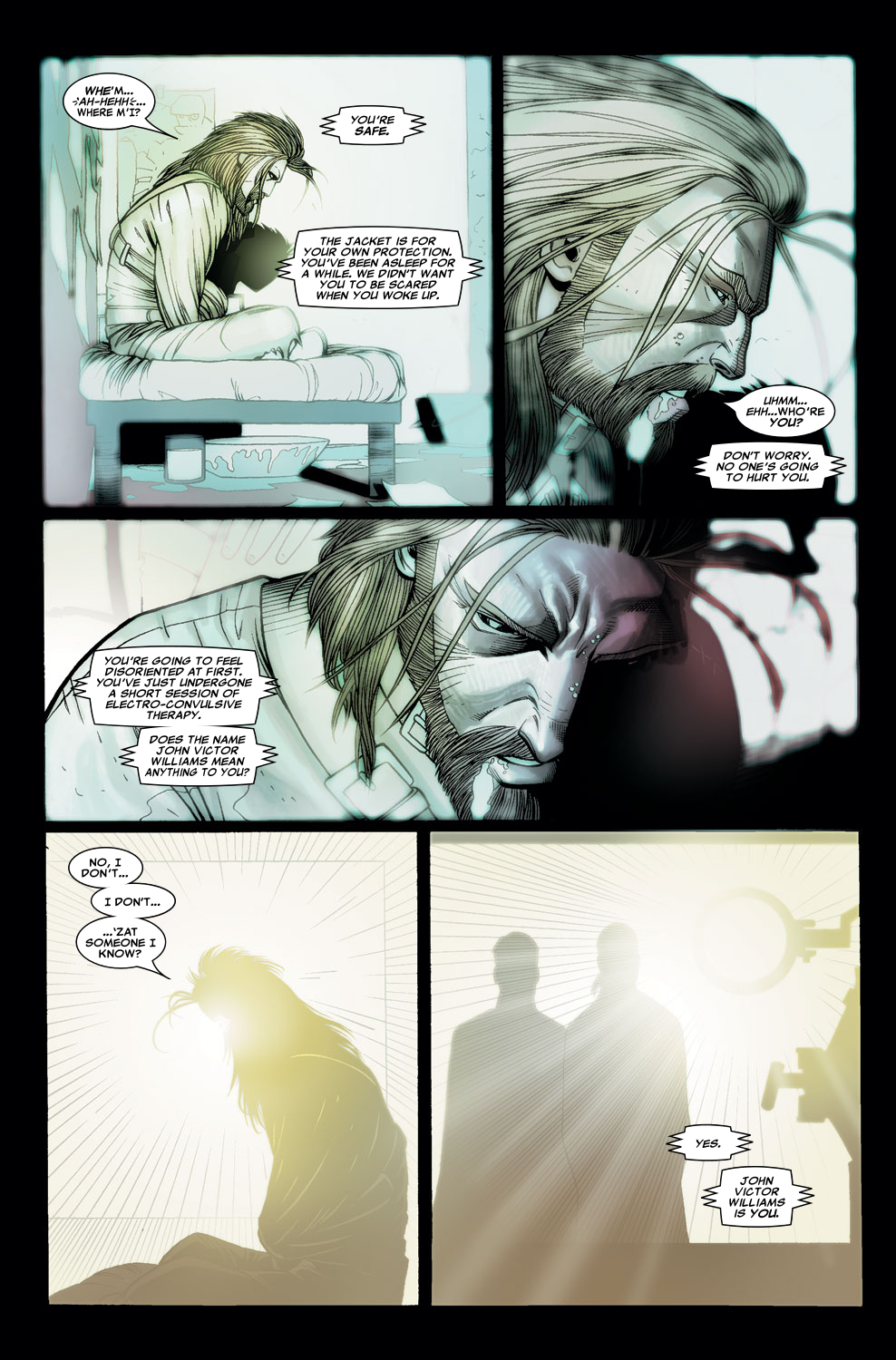 Read online Sentry (2006) comic -  Issue #7 - 3