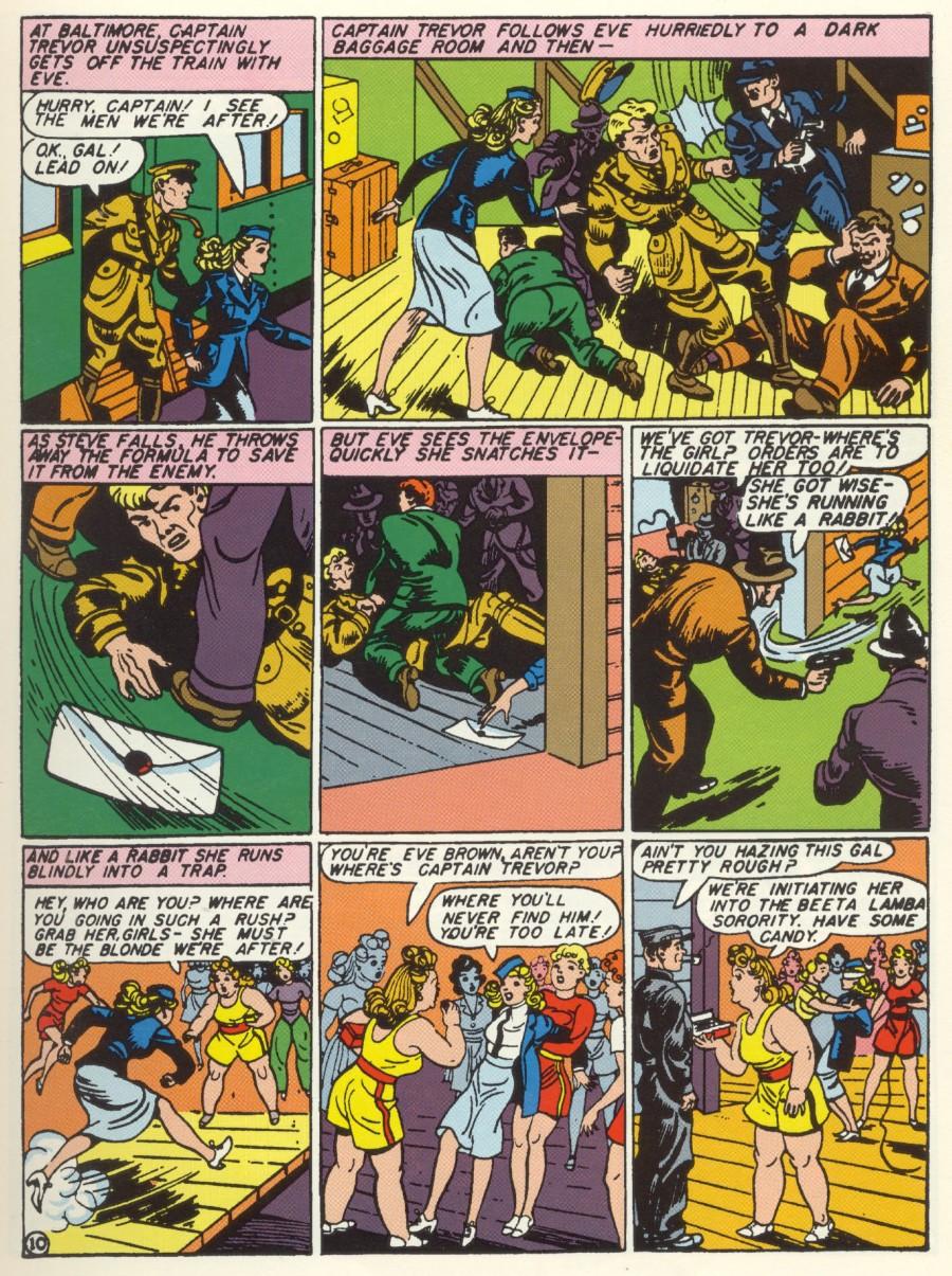 Read online Sensation (Mystery) Comics comic -  Issue #3 - 12