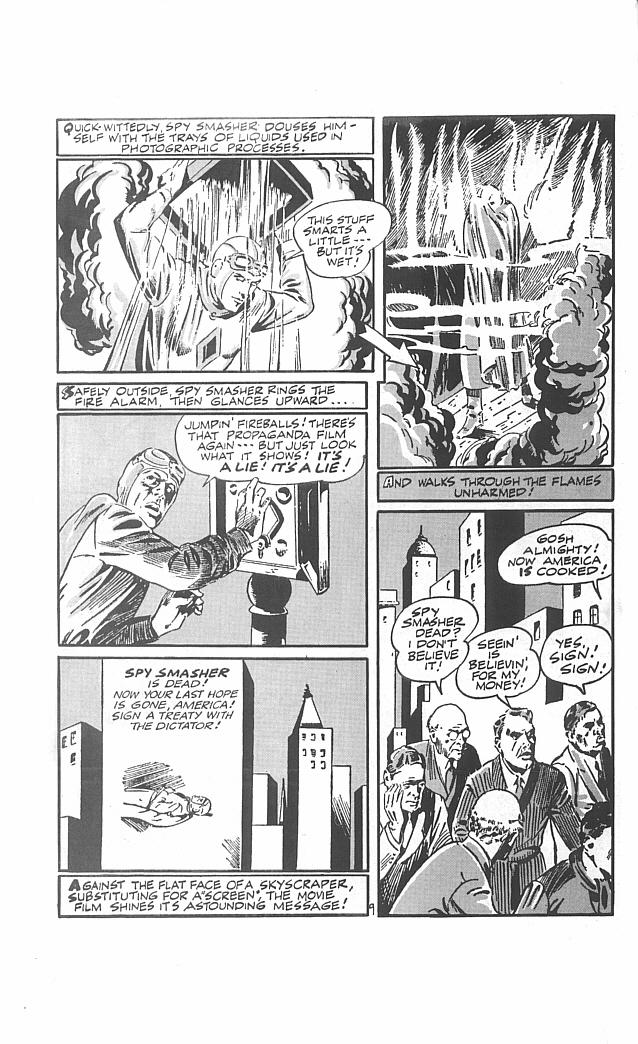 Read online Golden-Age Men of Mystery comic -  Issue #10 - 18