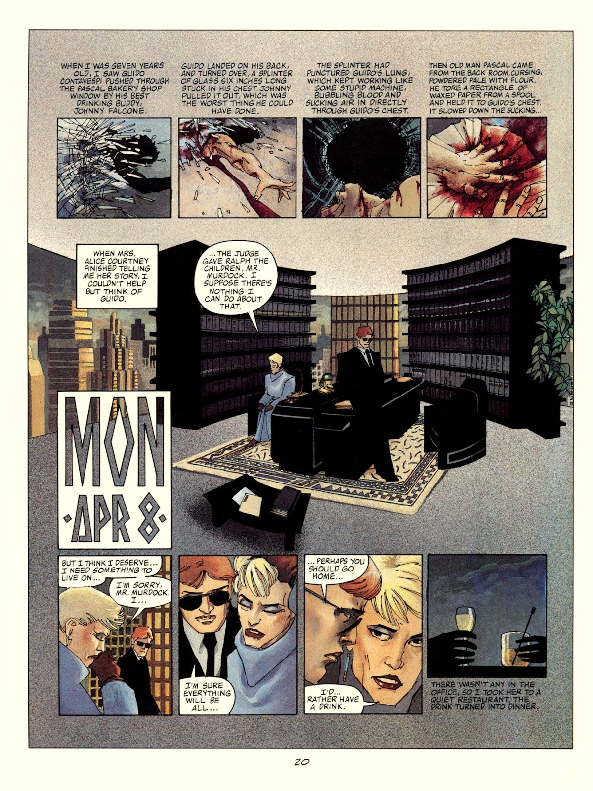 Elektra Lives Again issue Full - Page 27