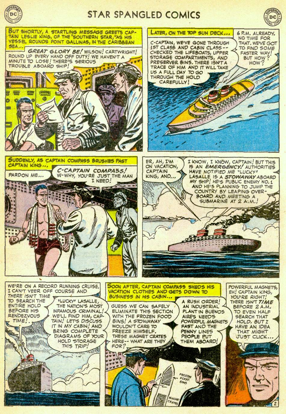 Star Spangled Comics (1941) issue 123 - Page 24