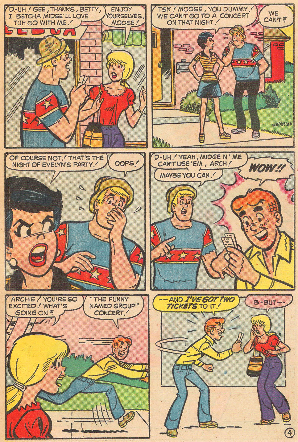 Read online Archie's Girls Betty and Veronica comic -  Issue #236 - 22