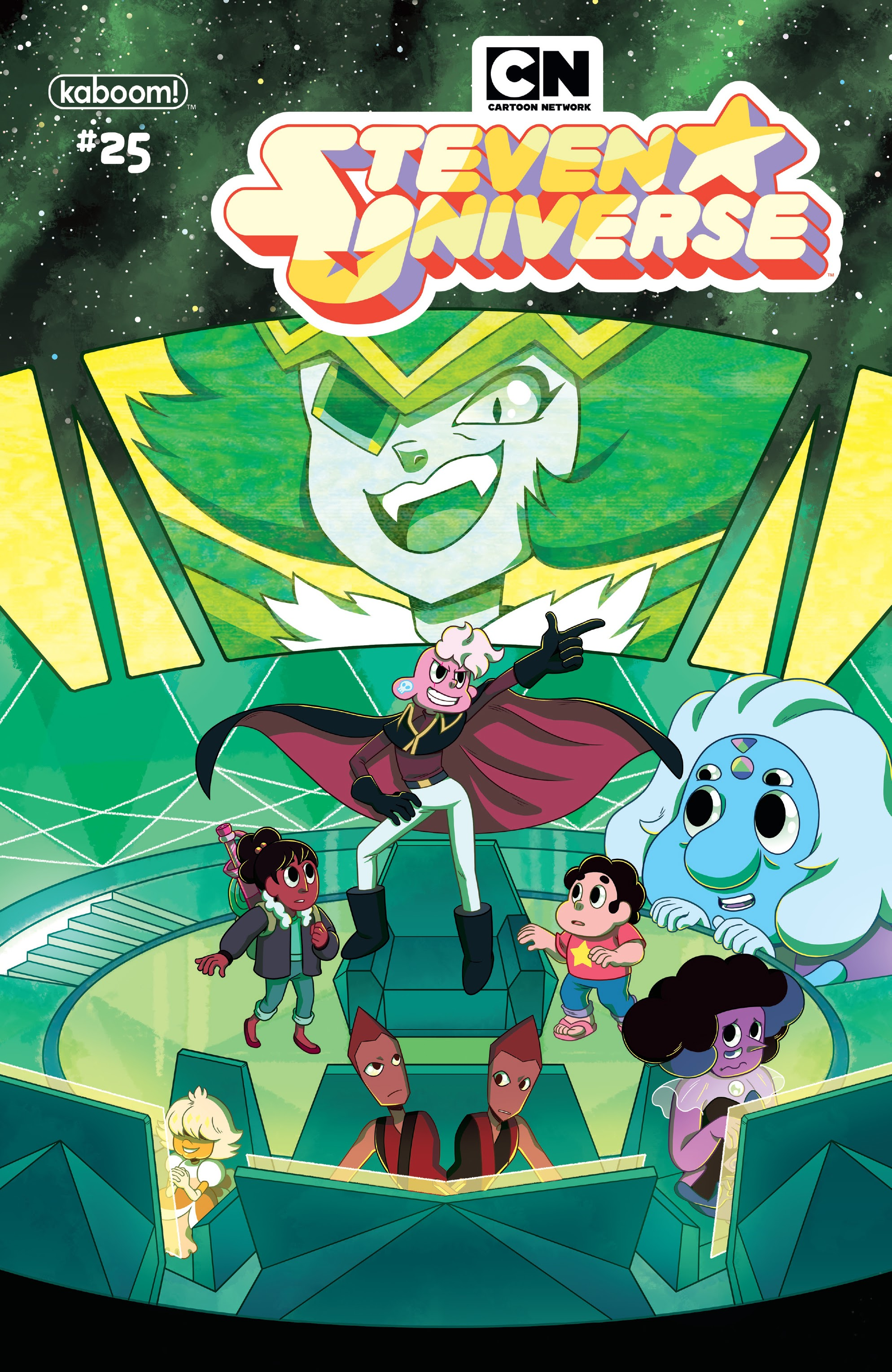 Steven Universe Ongoing 25 Page 1