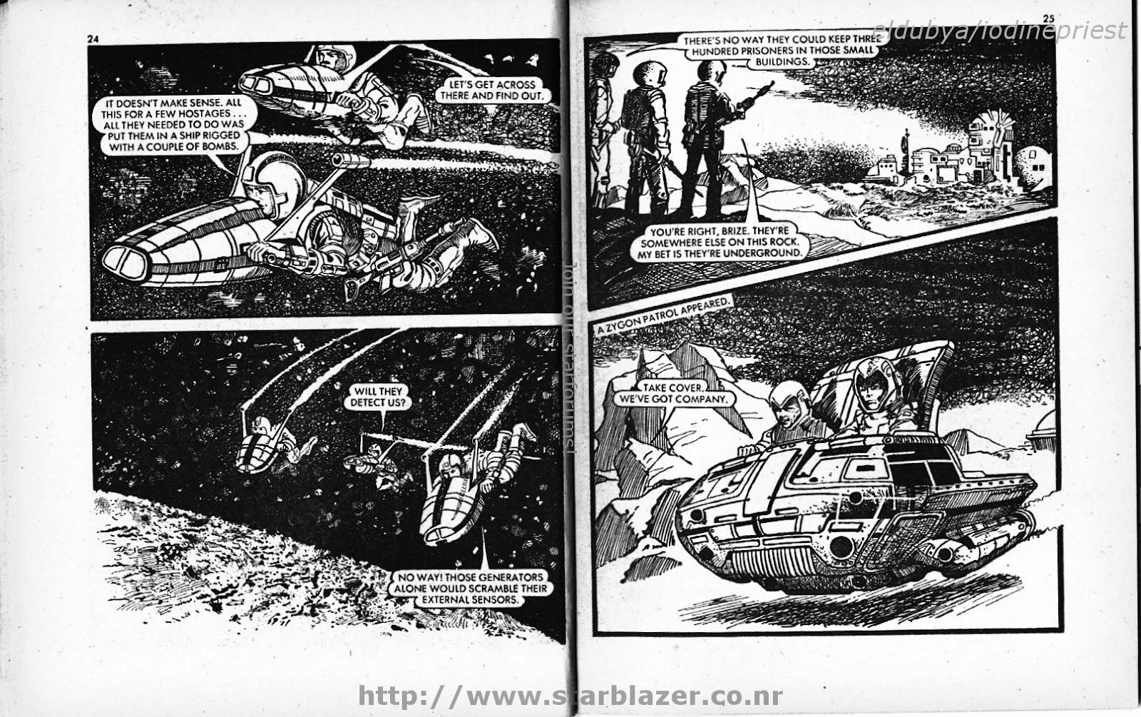 Starblazer issue 70 - Page 14