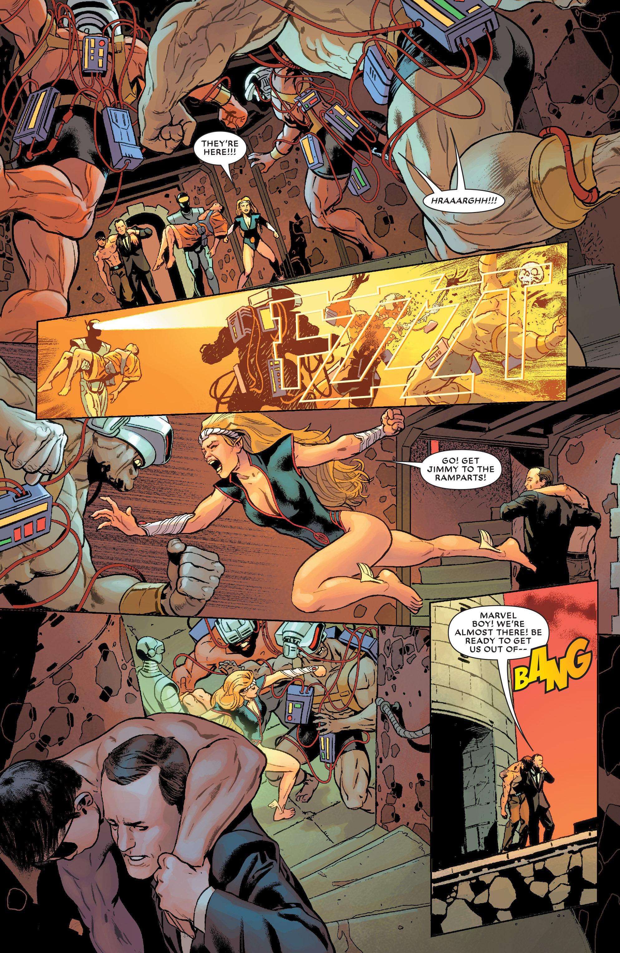Read online Secret Wars Journal/Battleworld comic -  Issue # TPB - 113