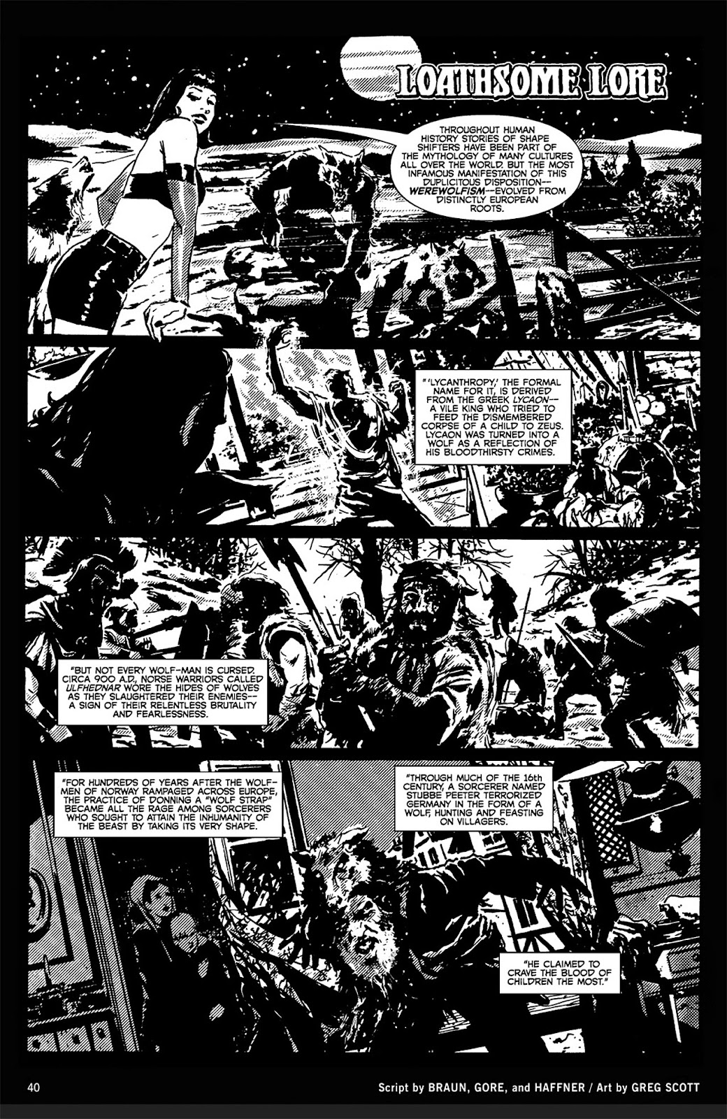 Creepy (2009) Issue #3 #3 - English 42