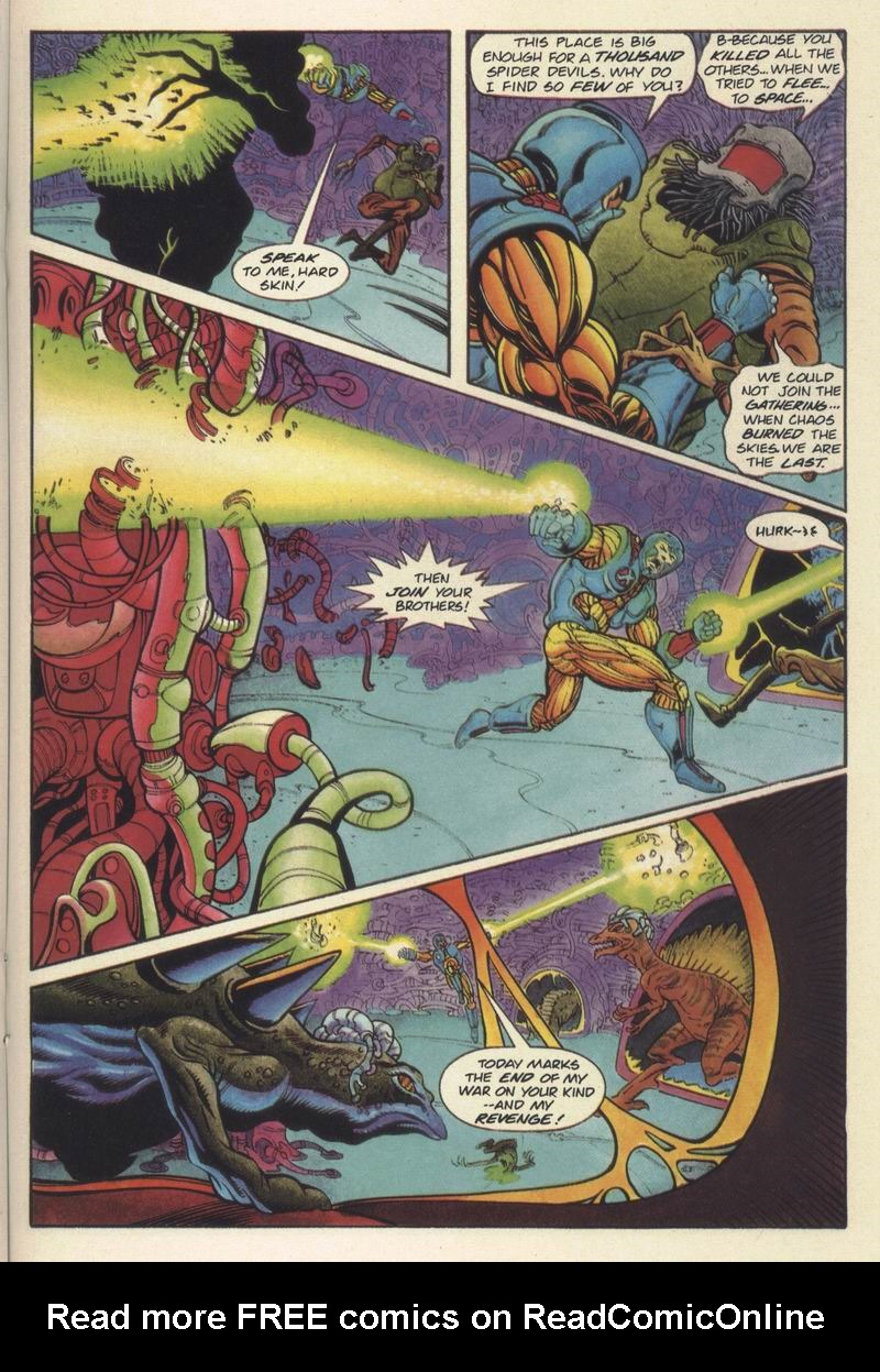Read online Turok, Dinosaur Hunter (1993) comic -  Issue #19 - 16