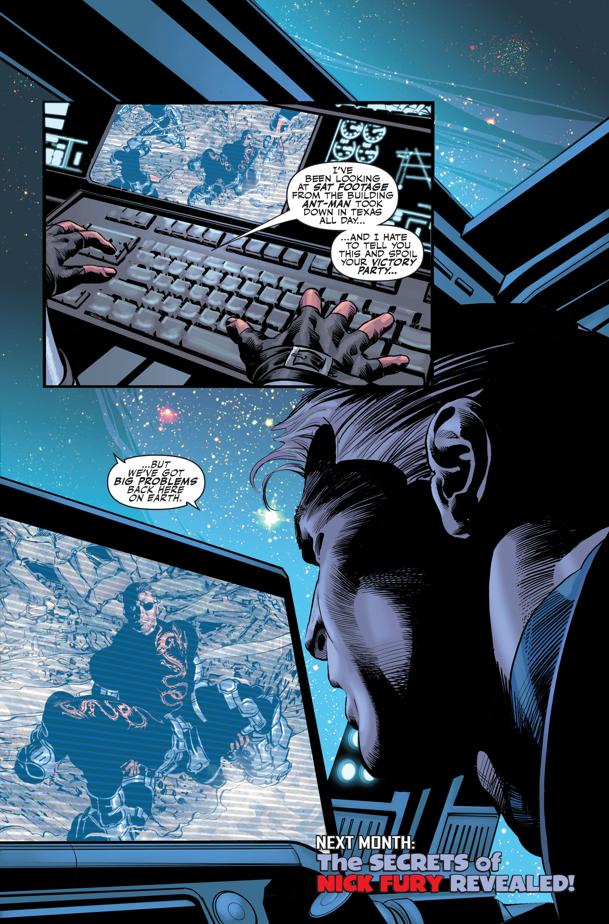 Read online Secret Avengers (2010) comic -  Issue #4 - 27
