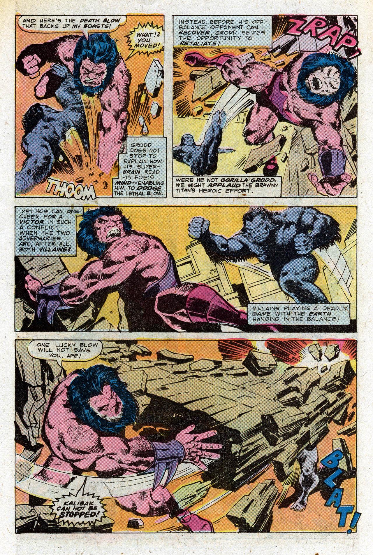 Read online Secret Society of Super-Villains comic -  Issue #4 - 25