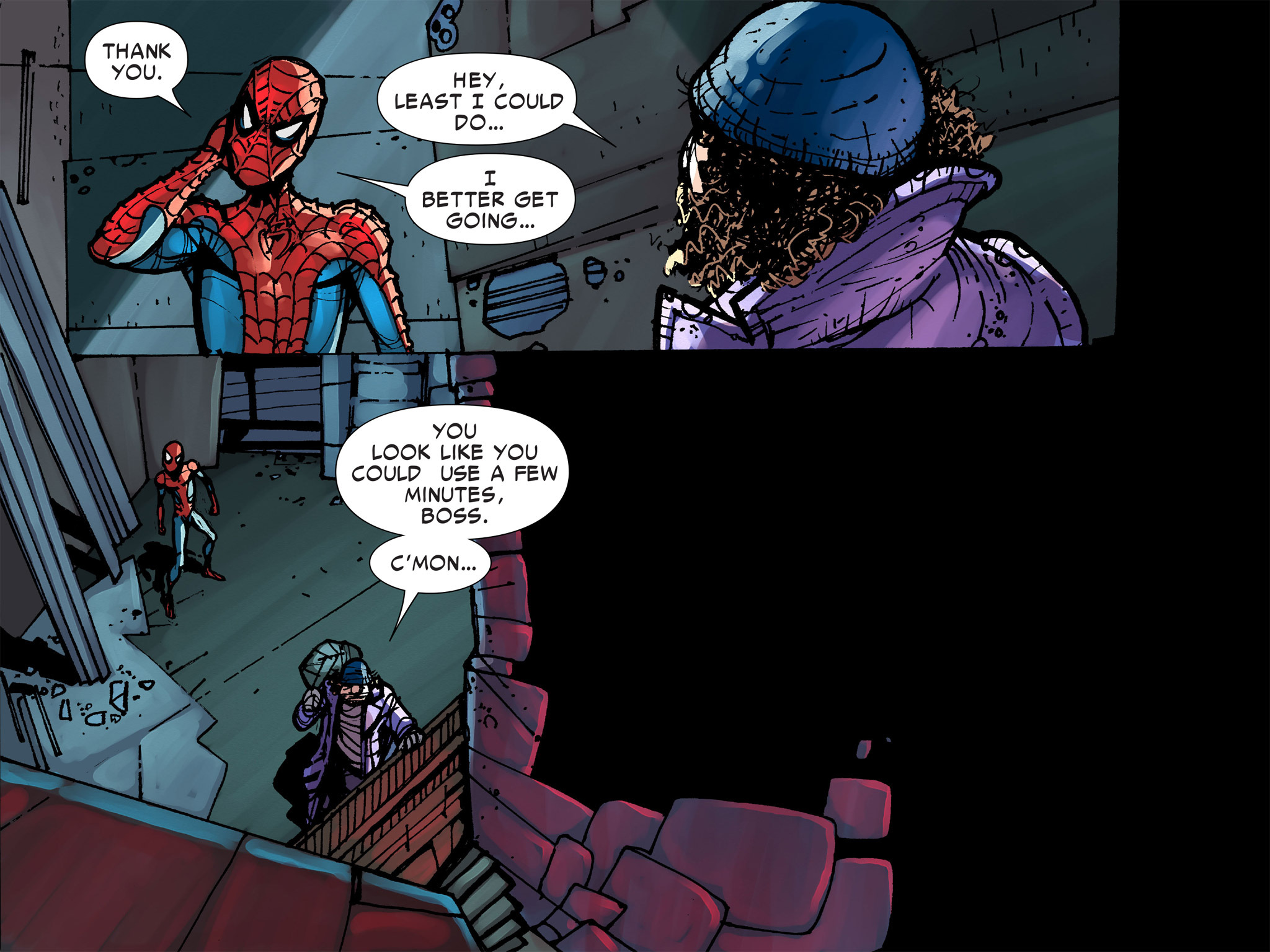 Read online Amazing Spider-Man: Who Am I? comic -  Issue # Full (Part 3) - 18