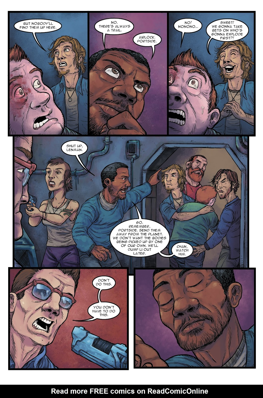 Read online Impossible comic -  Issue # TPB - 33