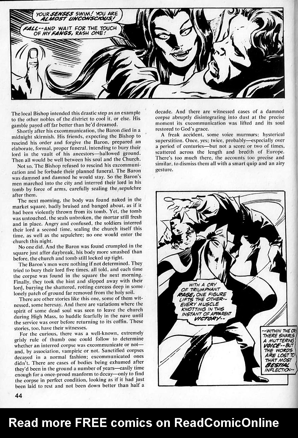 Vampire Tales issue 2 - Page 45