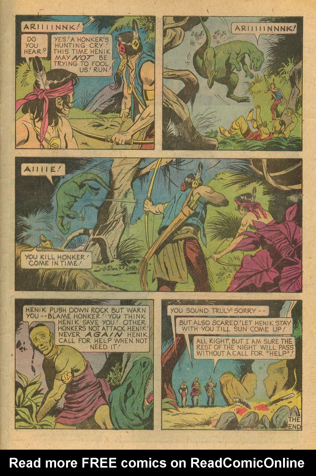 Read online Turok, Son of Stone comic -  Issue #105 - 33