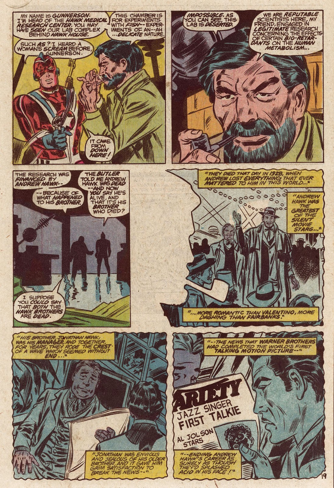 Steel, The Indestructible Man issue 5 - Page 30